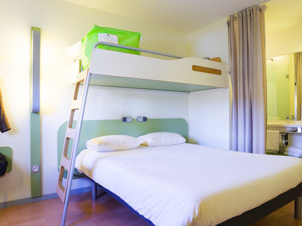 H tel valence ibis budget valence sud for Prix chambre ibis