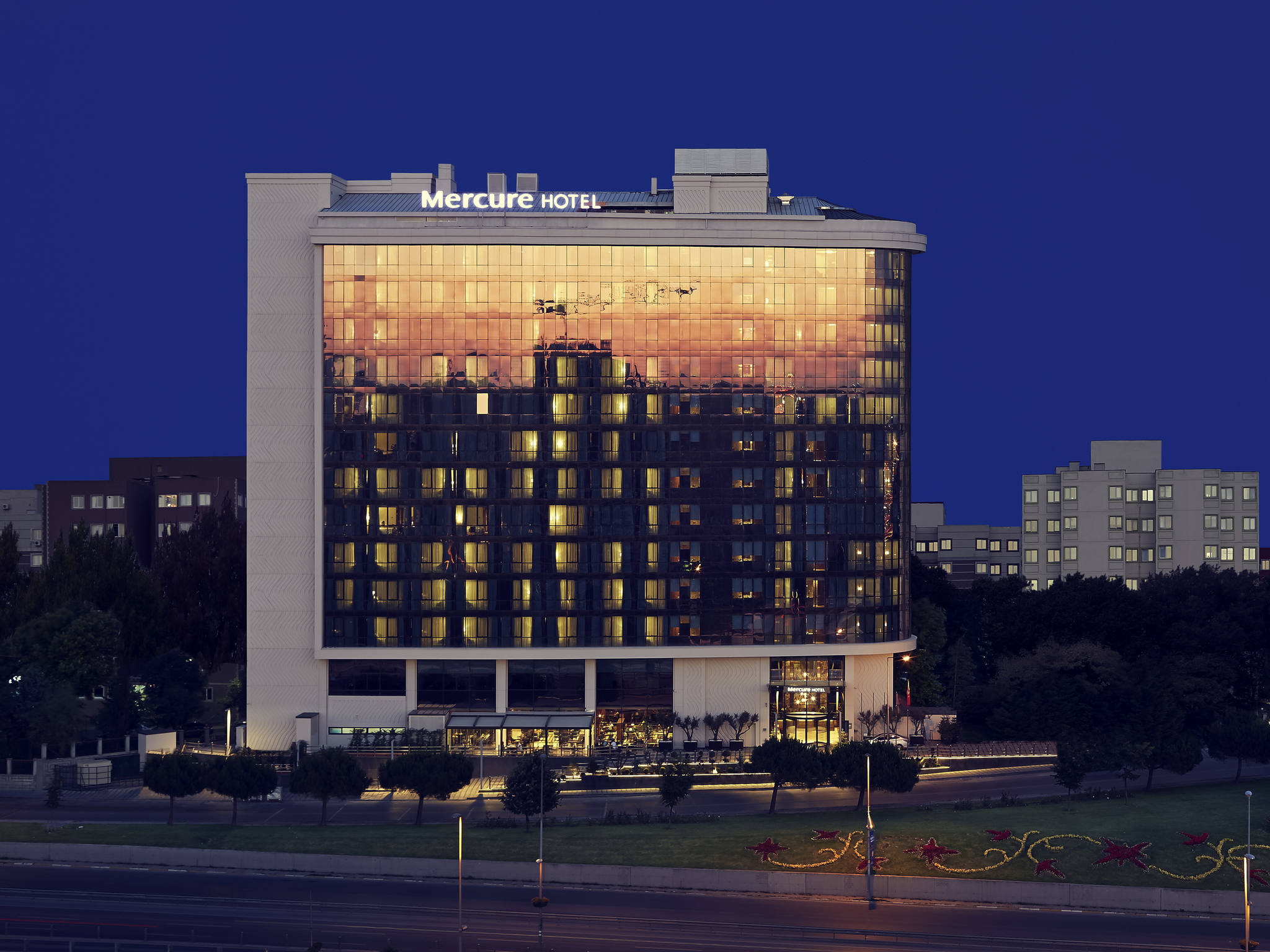 Otel – Mercure İstanbul Topkapı