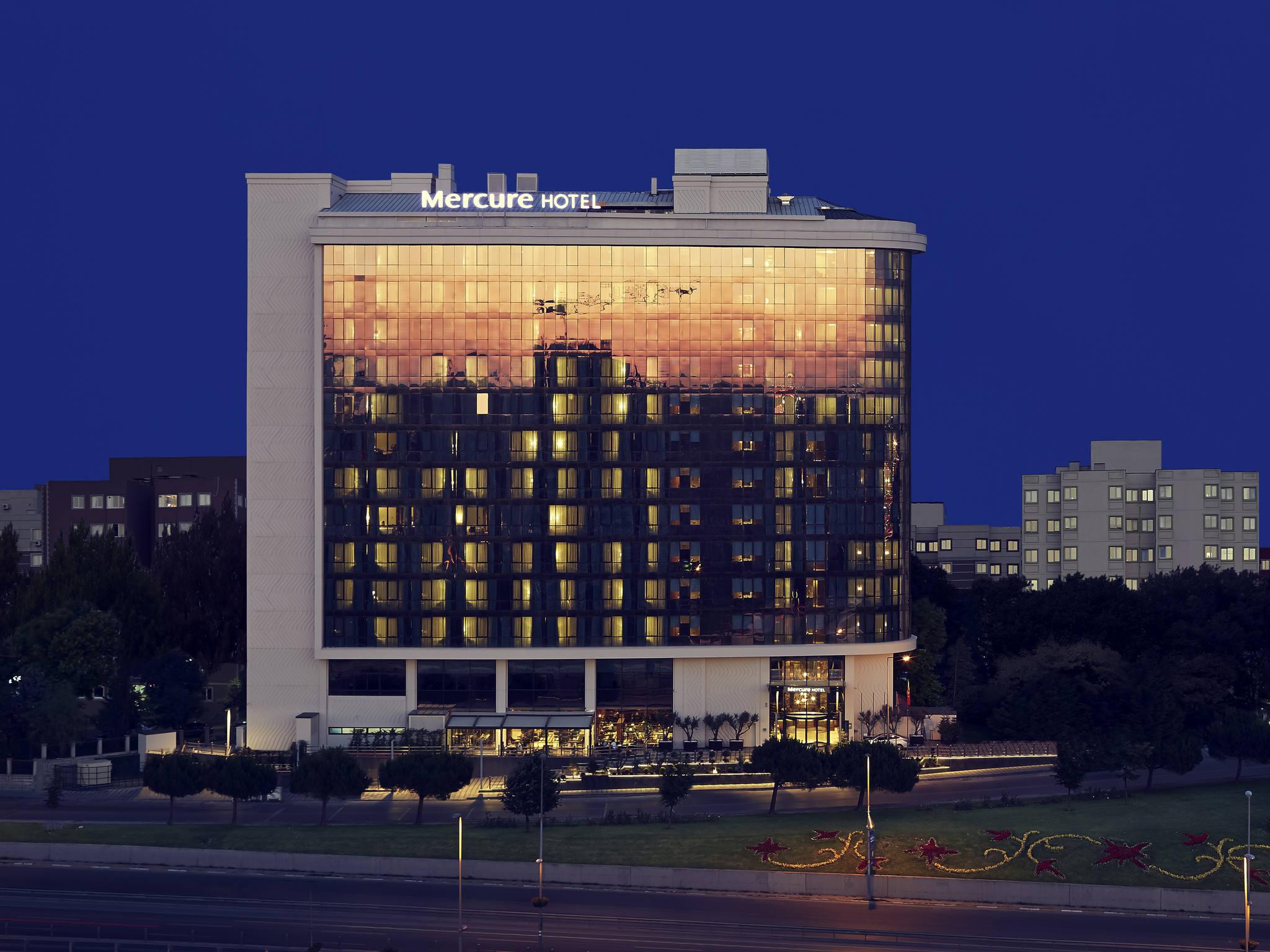 Отель — Mercure Стамбул Топкапы