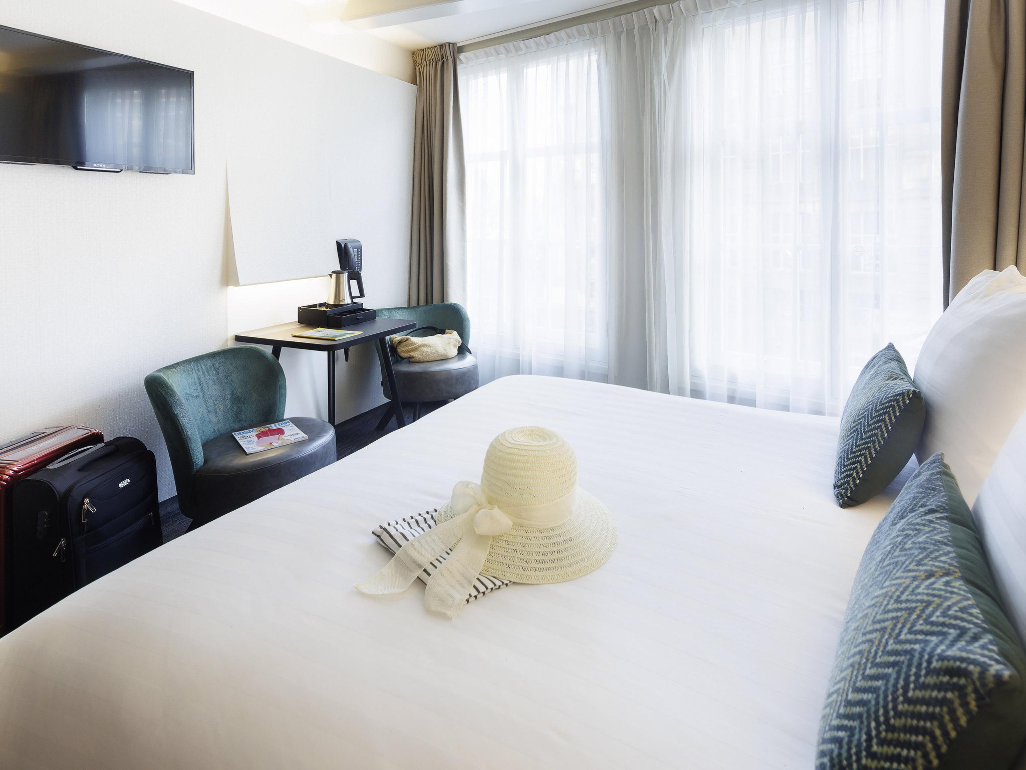فندق - إيبيس ستايلز ibis Styles أمستردام سنترال ستايشن