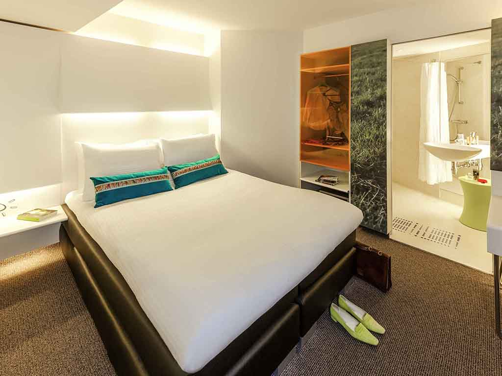 Cheap Hotel Amsterdam Central Station Ibis City Centre