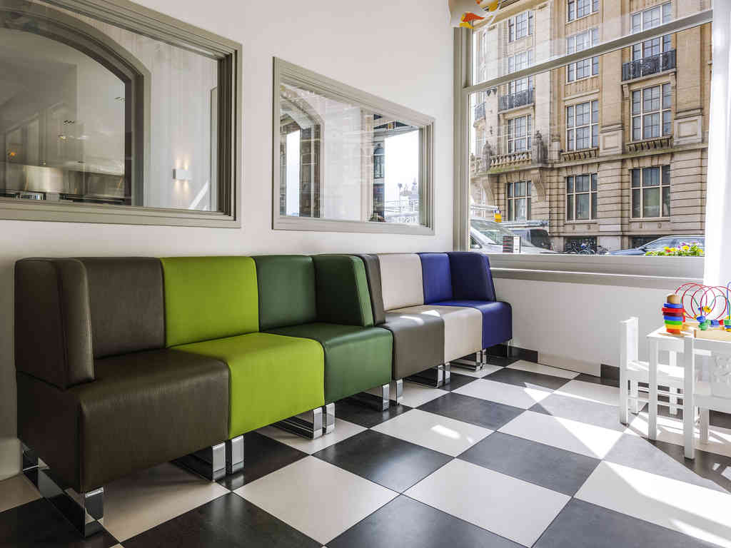 Cheap Hotel Amsterdam Central Station - ibis - City Centre
