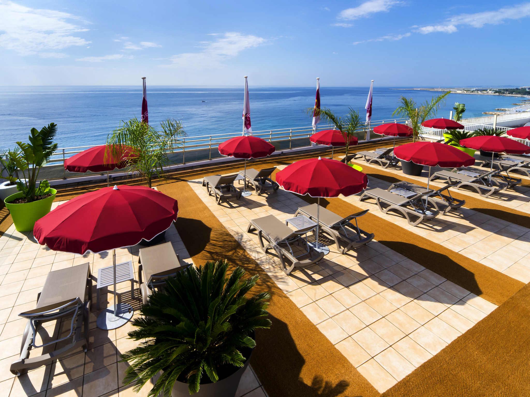 Hotell – Aparthotel Adagio Nice Promenade des Anglais