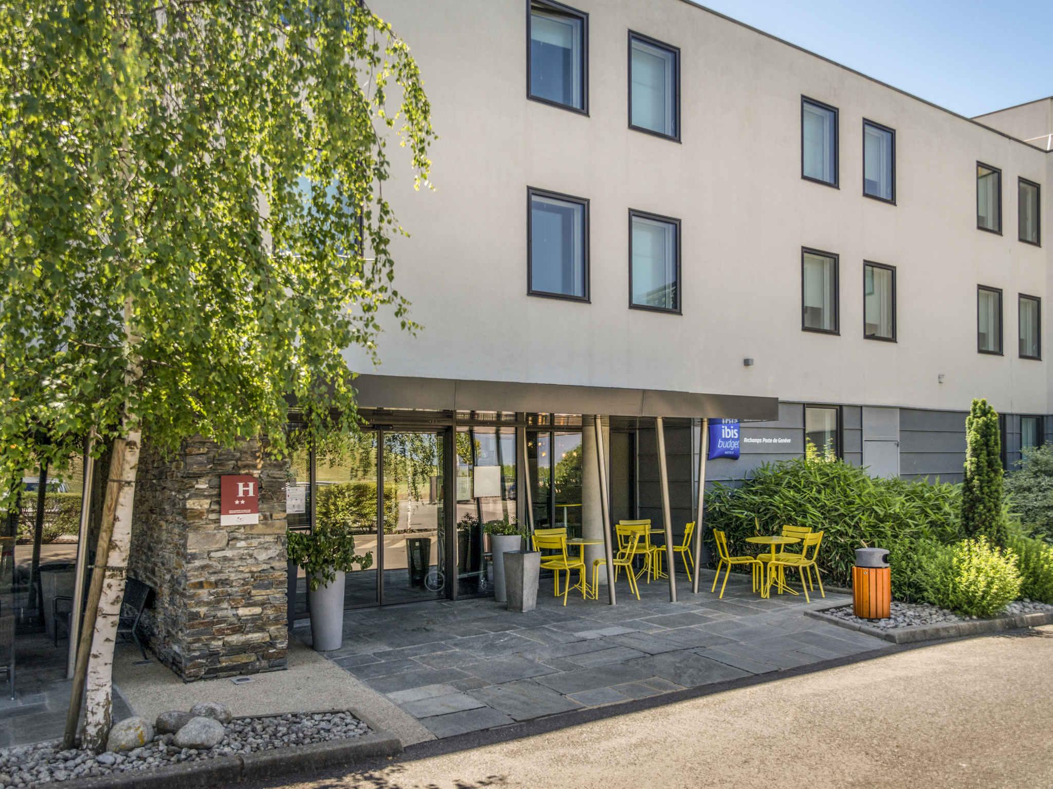 โรงแรม – ibis budget Archamps Porte de Genève
