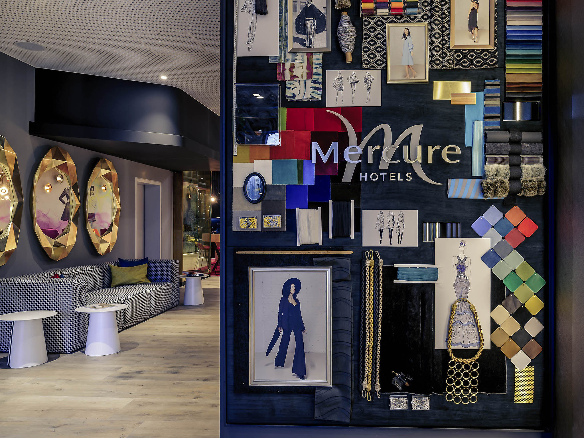 Отель — Mercure Берлин Виттенбергплац