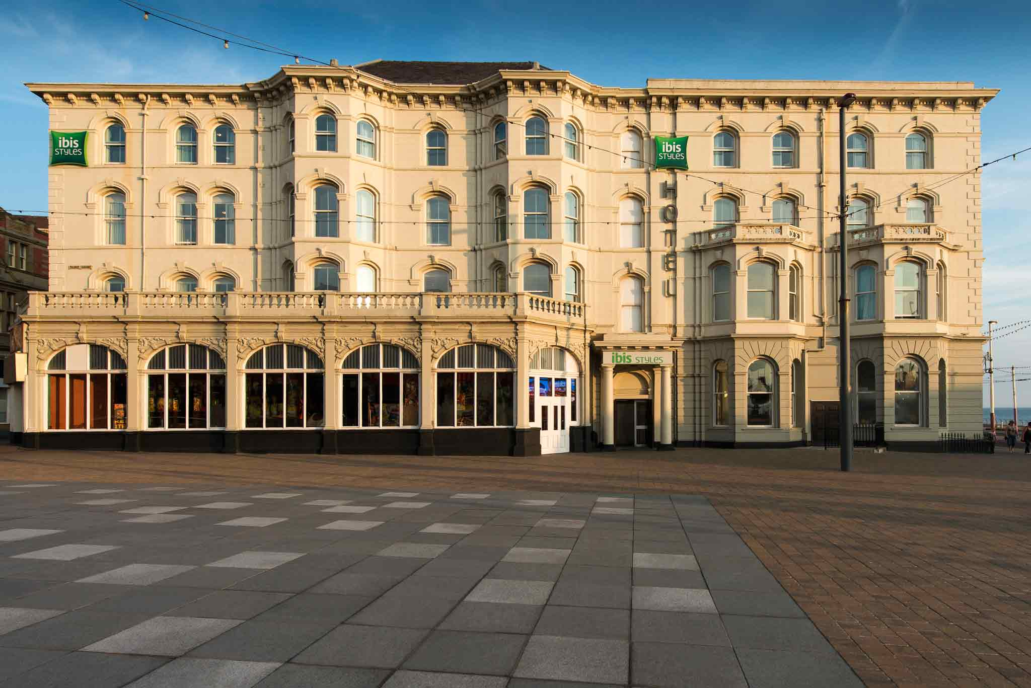 Отель — ibis Styles Blackpool
