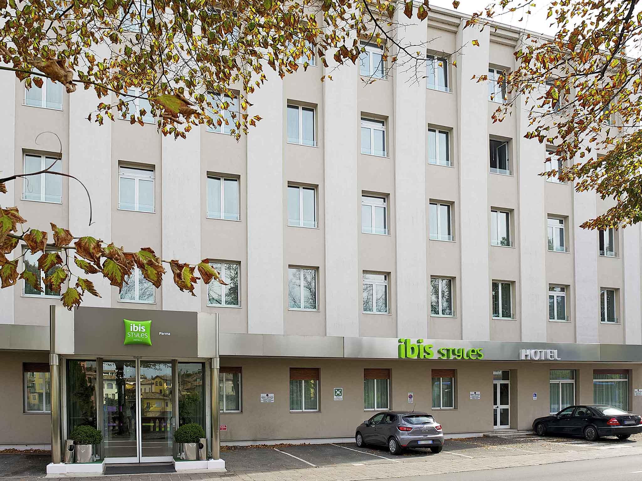 Отель — ibis Styles Parma Toscanini