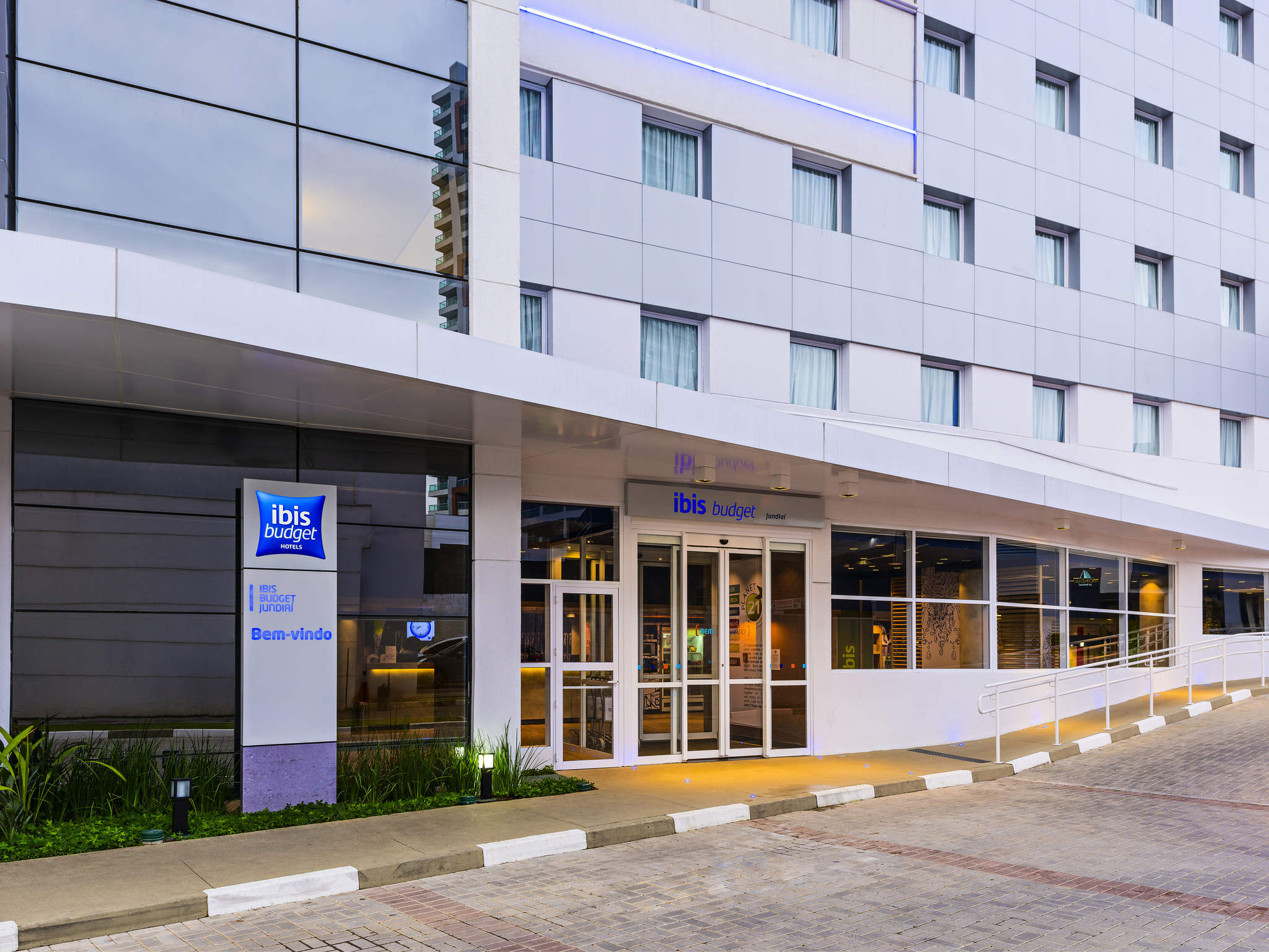 Отель — ibis budget Jundiai Shopping