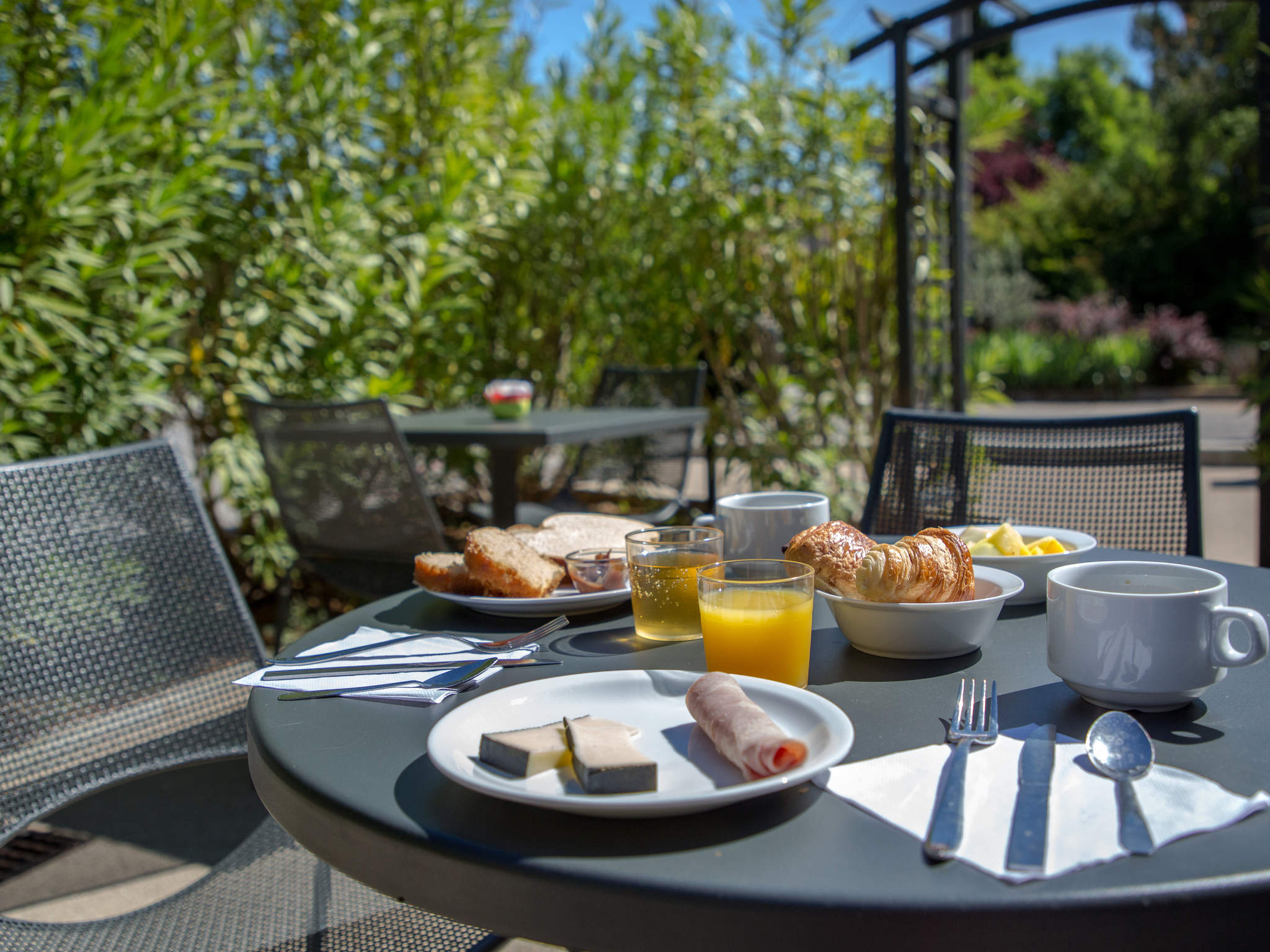 โรงแรม – ibis budget Brignoles Provence Verte