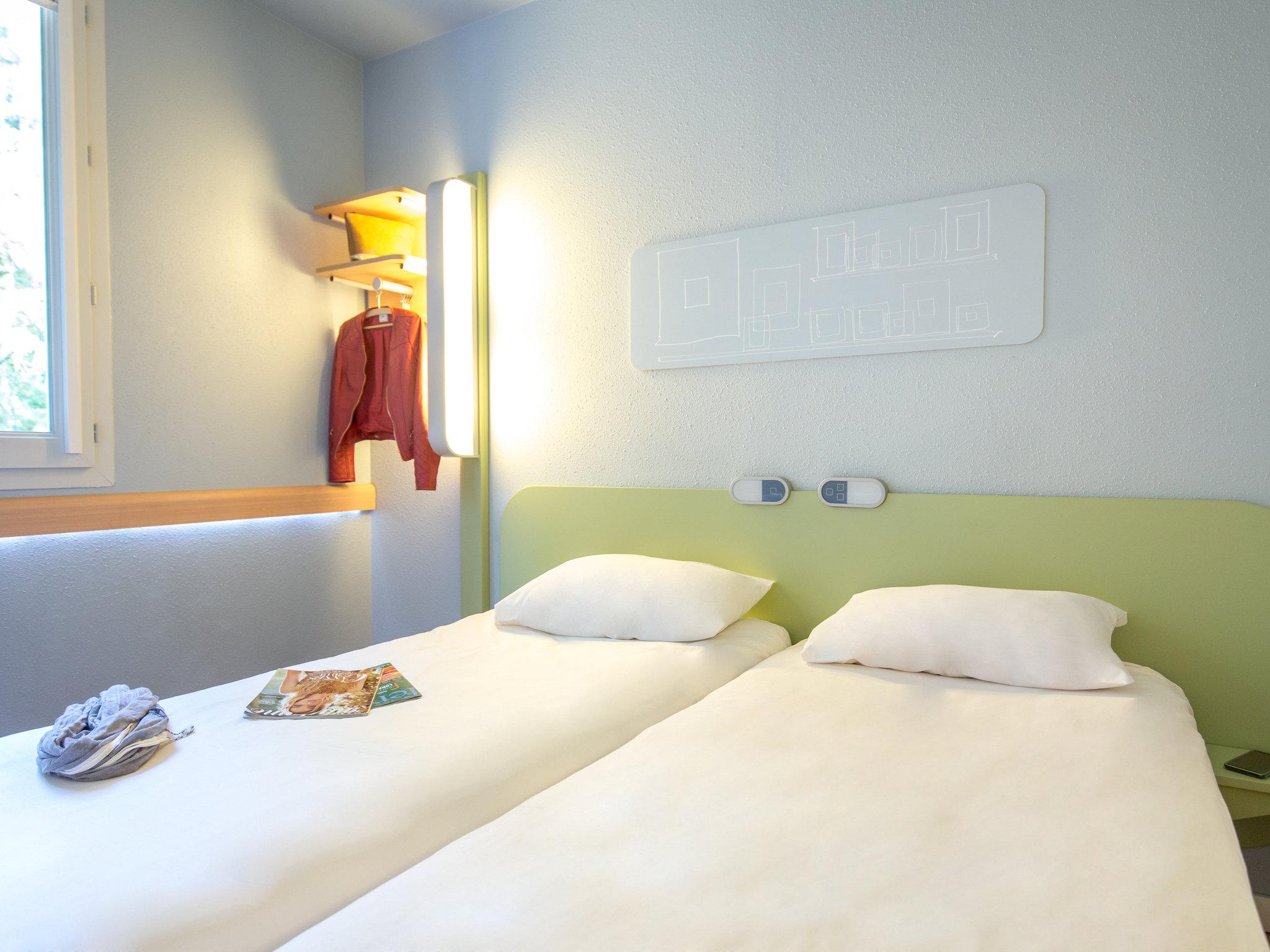 Hotel in BRIGNOLES - ibis budget Brignoles Provence Verte