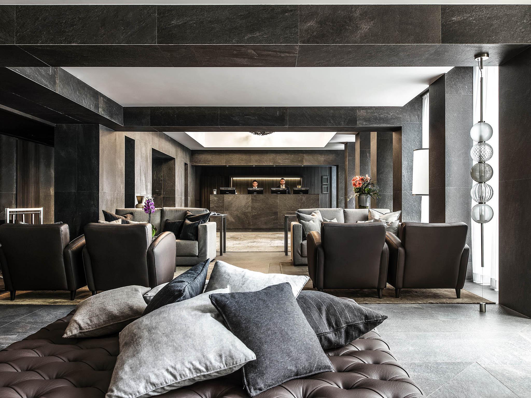 Отель — Отель Лагар Милан Централ - MGallery by Sofitel