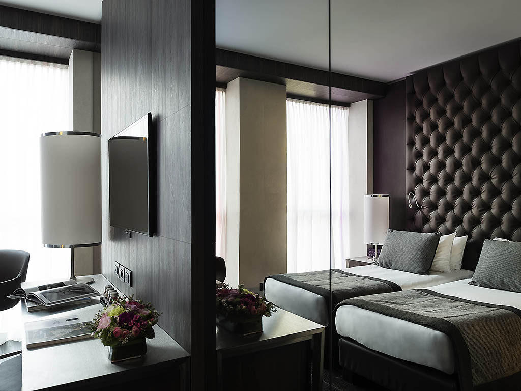 Luxushotel Mailand – LaGare Hotel Milano Centrale - MGallery by ...