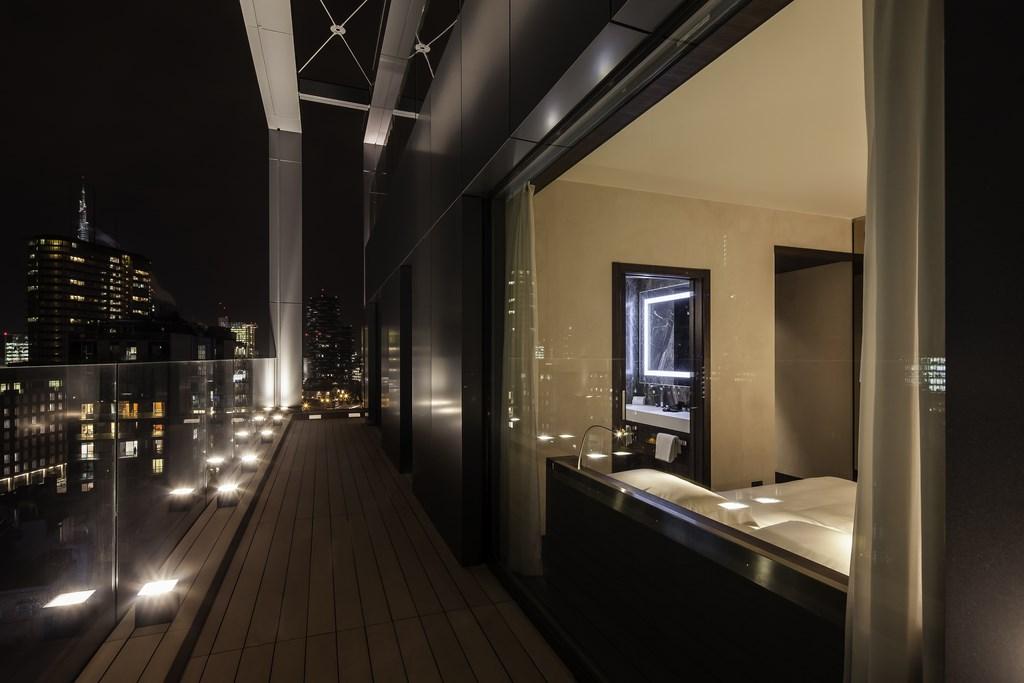 Luxury hotel milan lagare hotel milano centrale mgallery for Hotel design milano