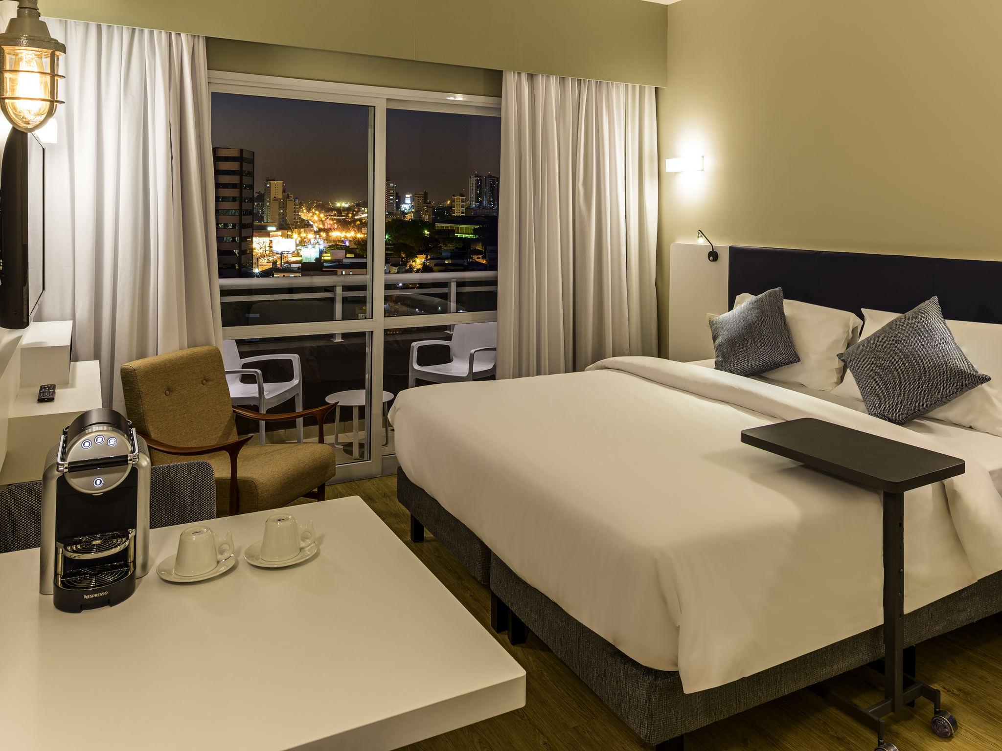 Hotel – Hotel de apartamentos Adagio São Bernardo Do Campo