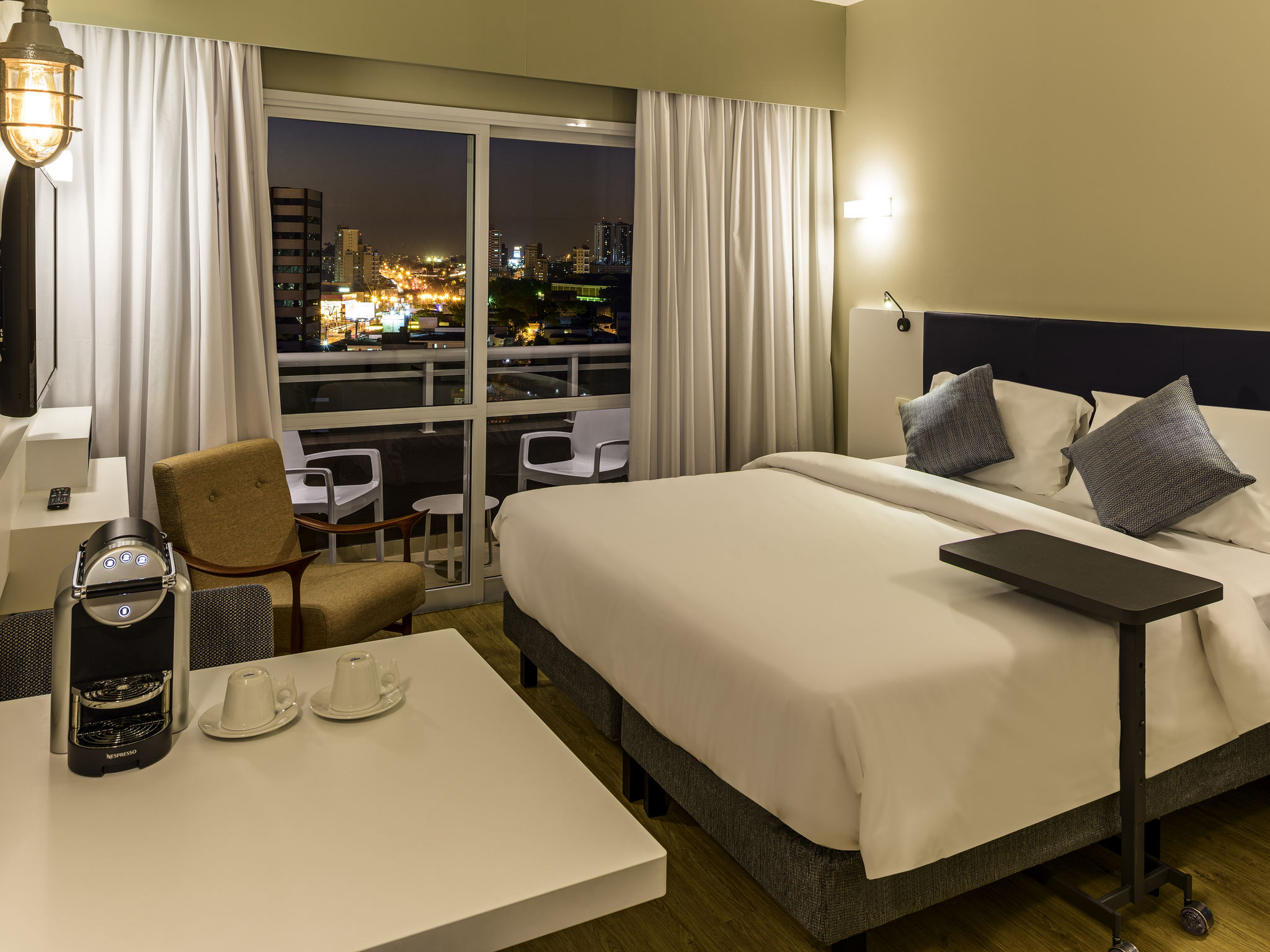 호텔 – Aparthotel Adagio São Bernardo Do Campo