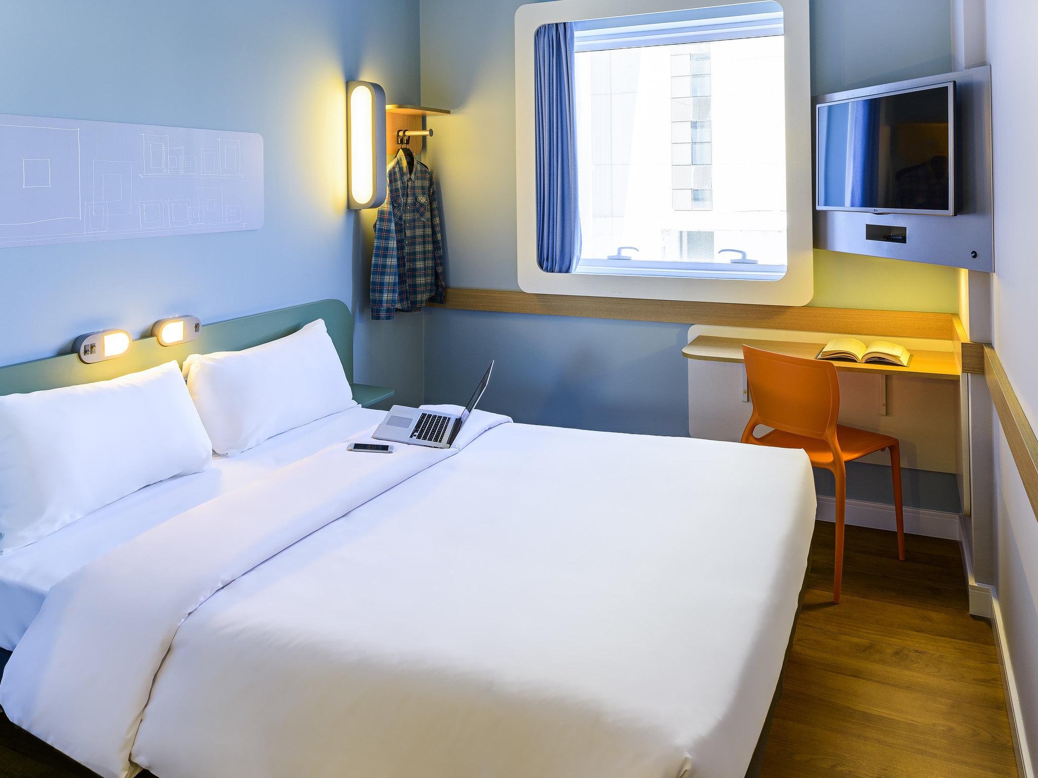 酒店 – 宜必思快捷圣班纳多多坎普酒店