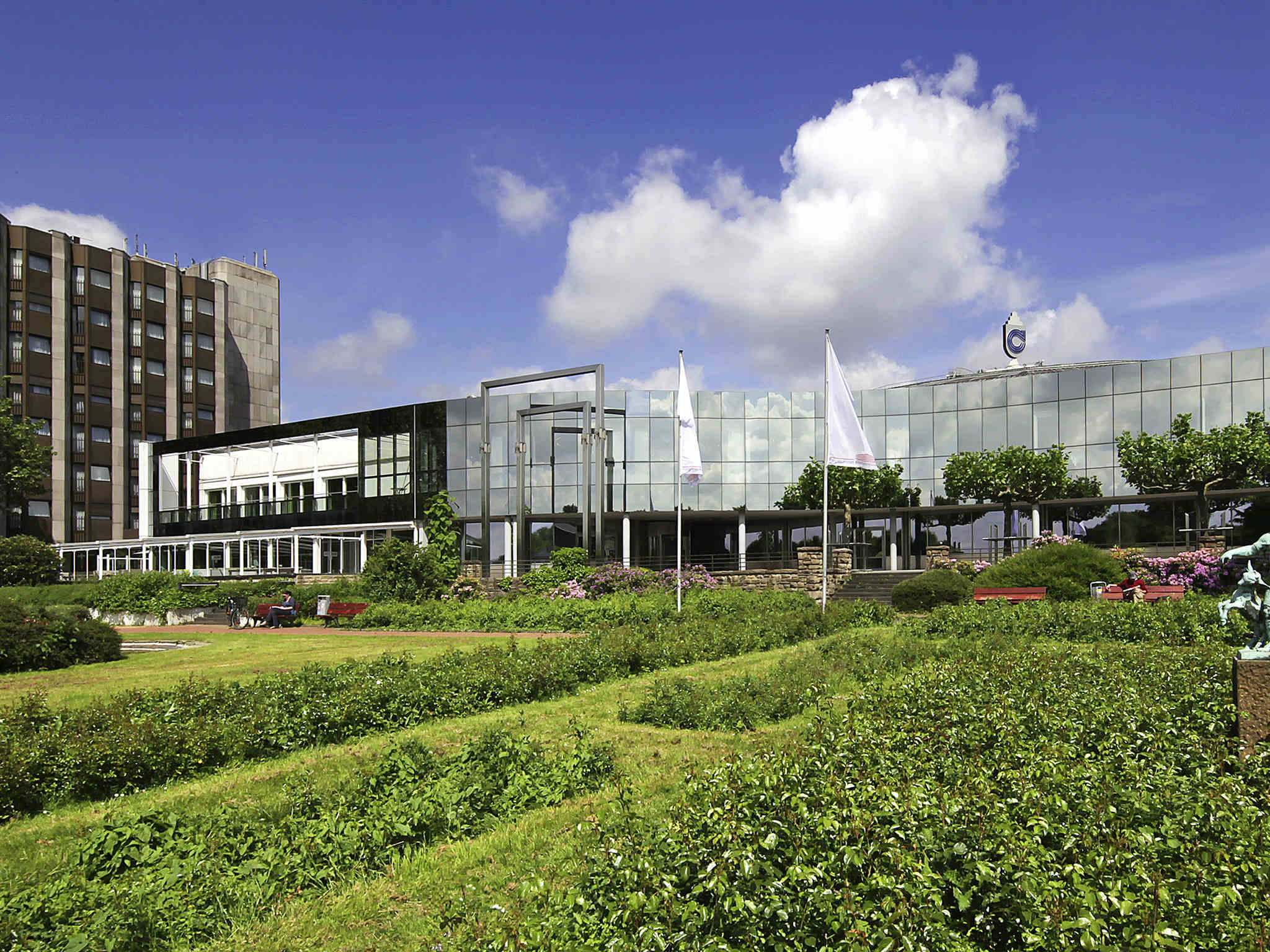 โรงแรม – Mercure Hotel Dortmund Messe & Kongress