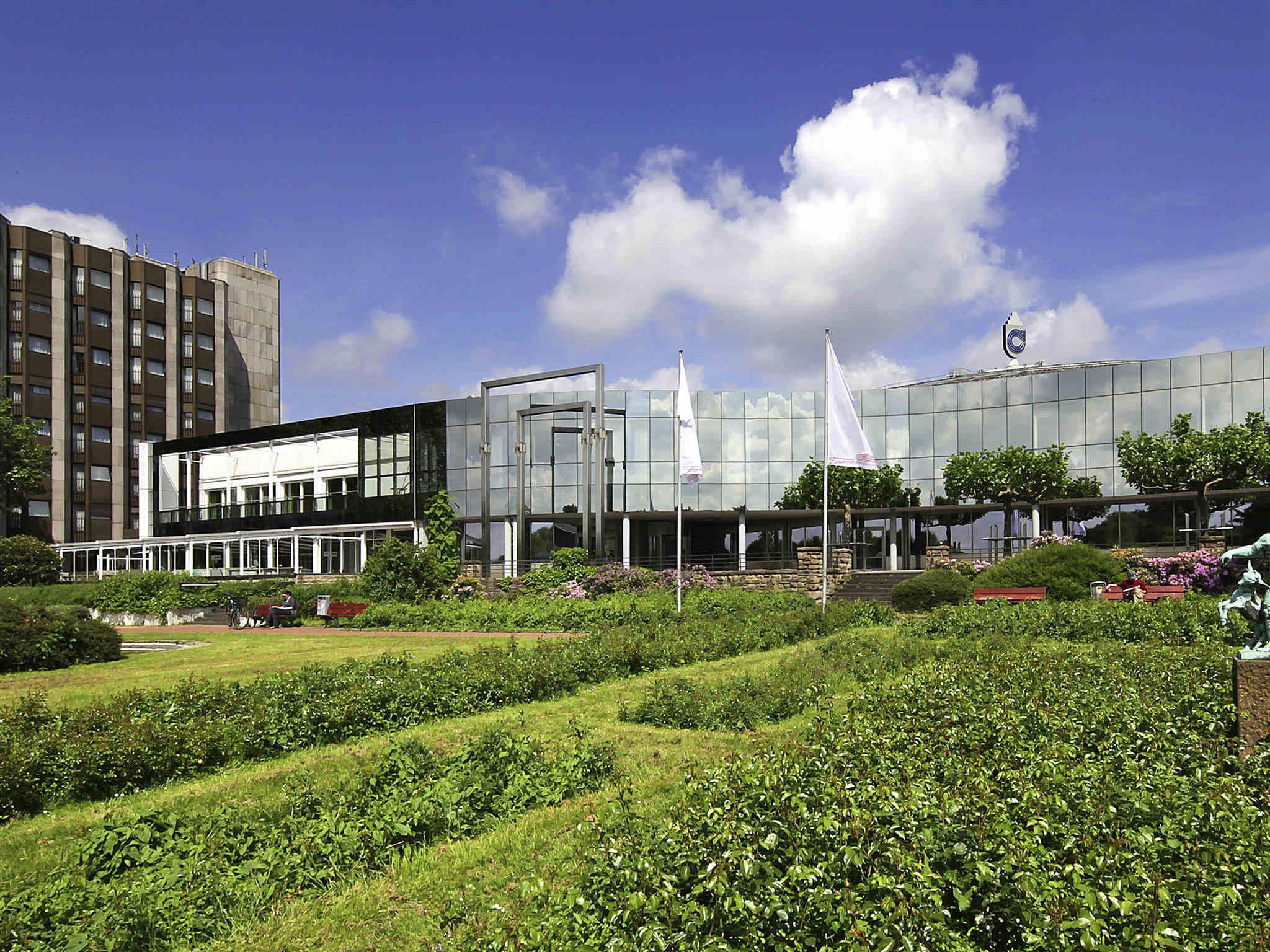 Отель — Mercure Hotel Dortmund Messe & Kongress