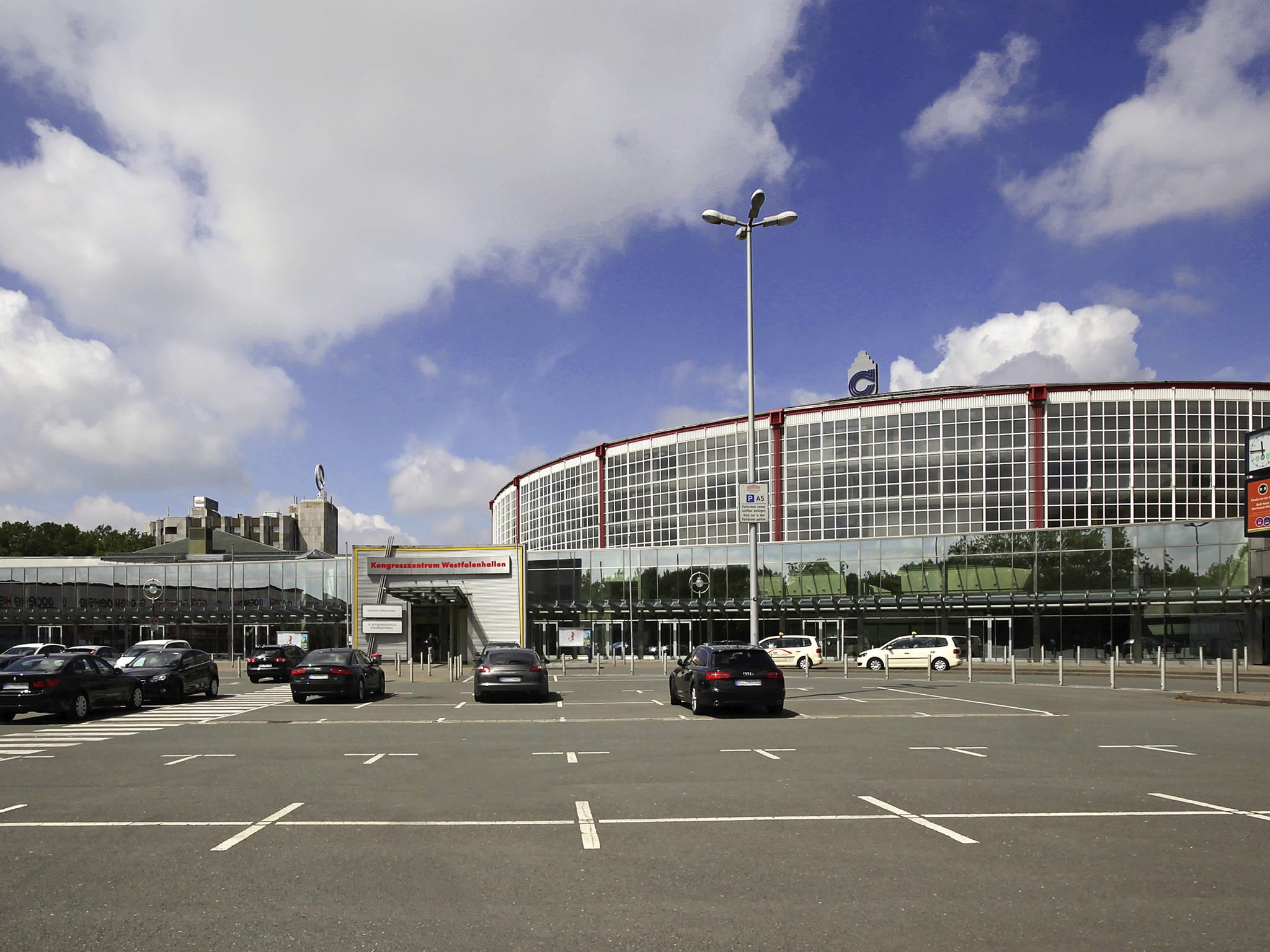 Mercure Hotel Messe Und Kongress Dortmund