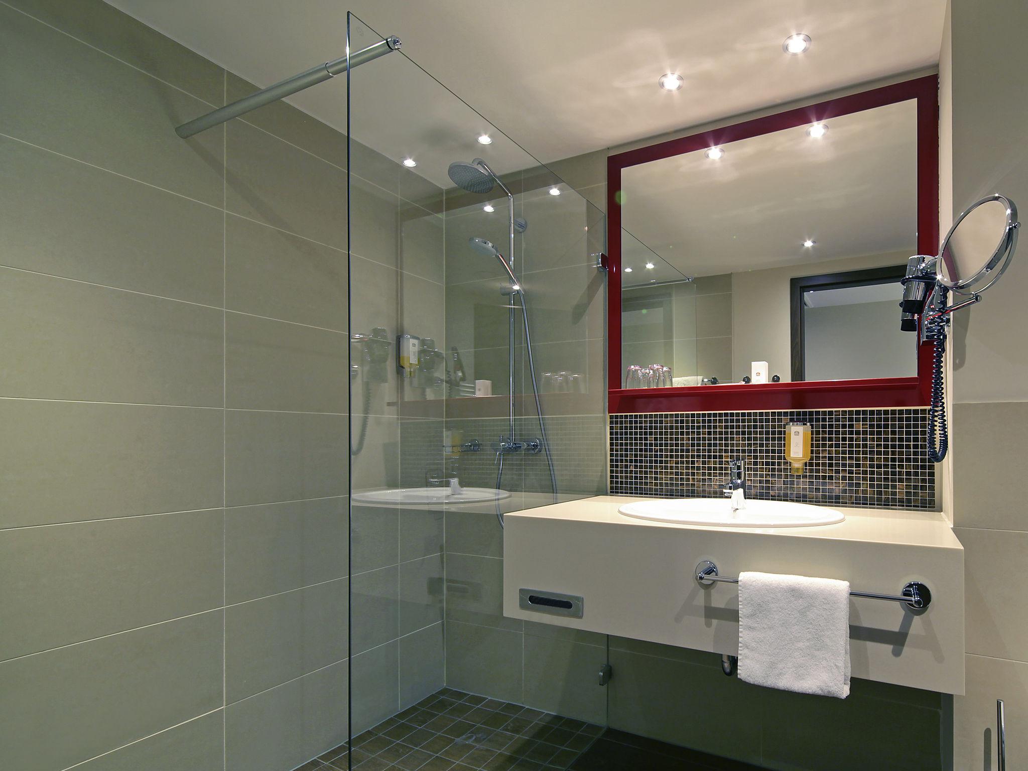 Rooms Mercure Hotel Dortmund Messe