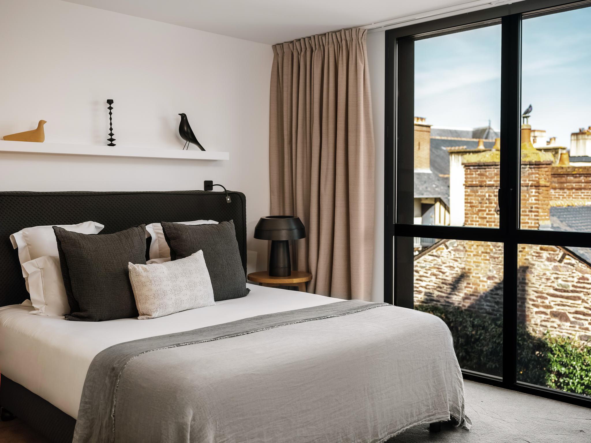 โรงแรม – Balthazar Hôtel & Spa Rennes - MGallery by Sofitel