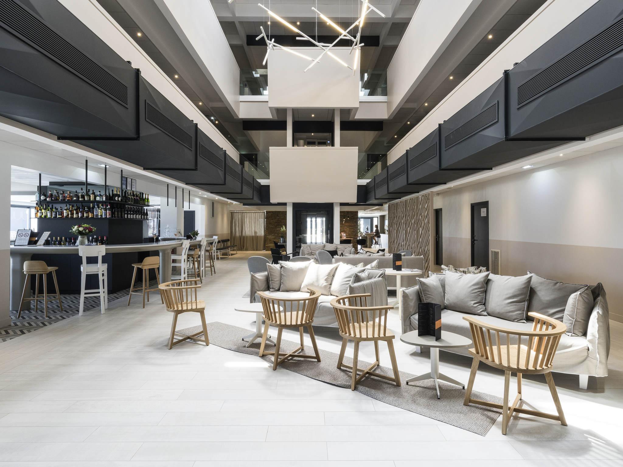 Hotel – Mercure Bastia Biguglia Hotel (apertura en mayo de 2018)