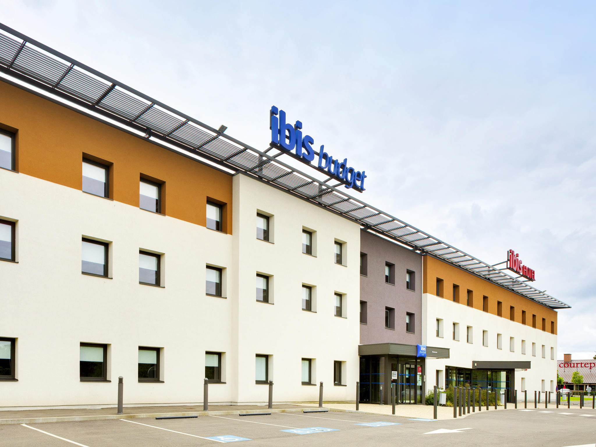 Hôtel - ibis budget Montceau-les-Mines