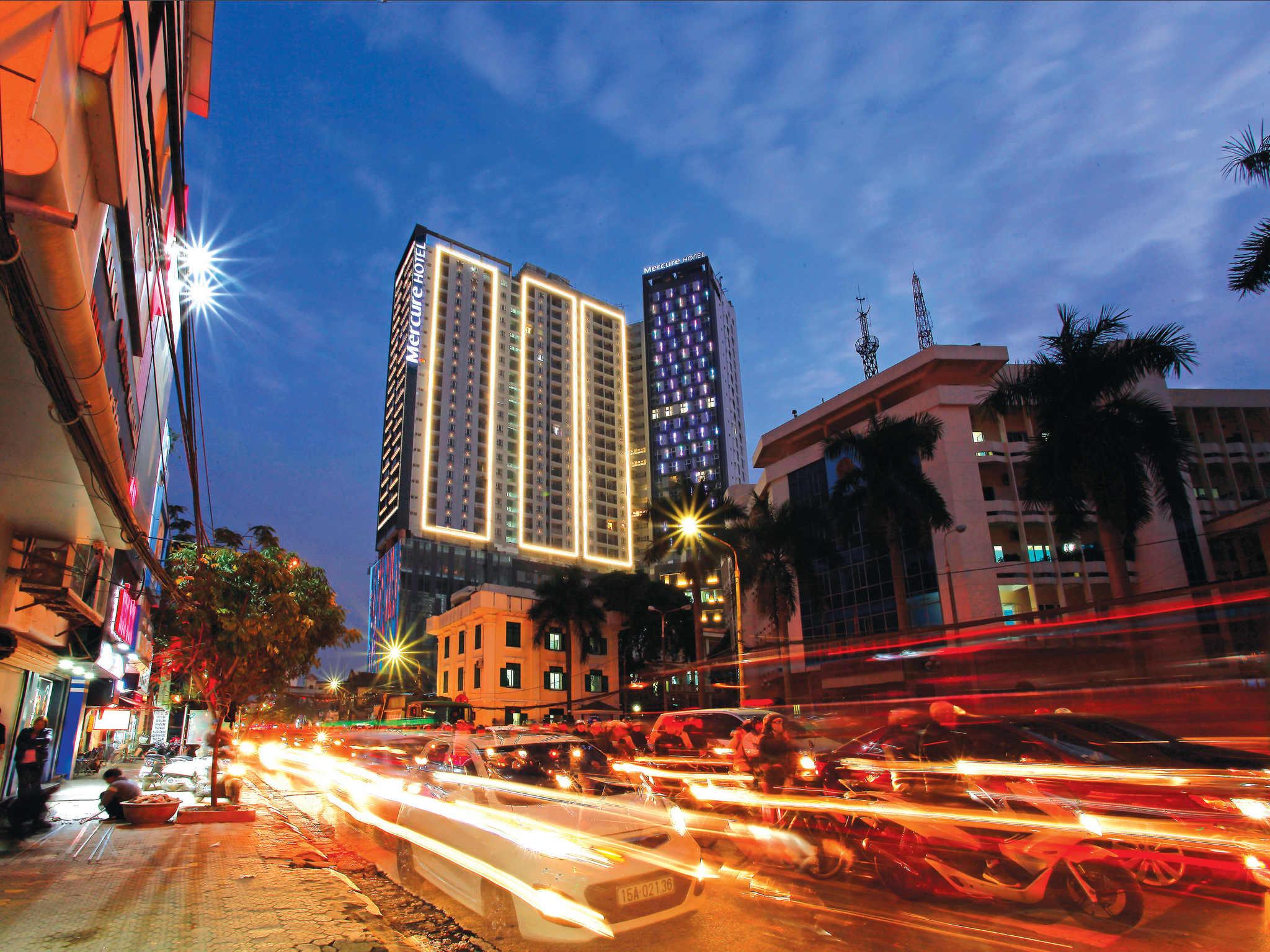 Hotel – Mercure Hai Phong