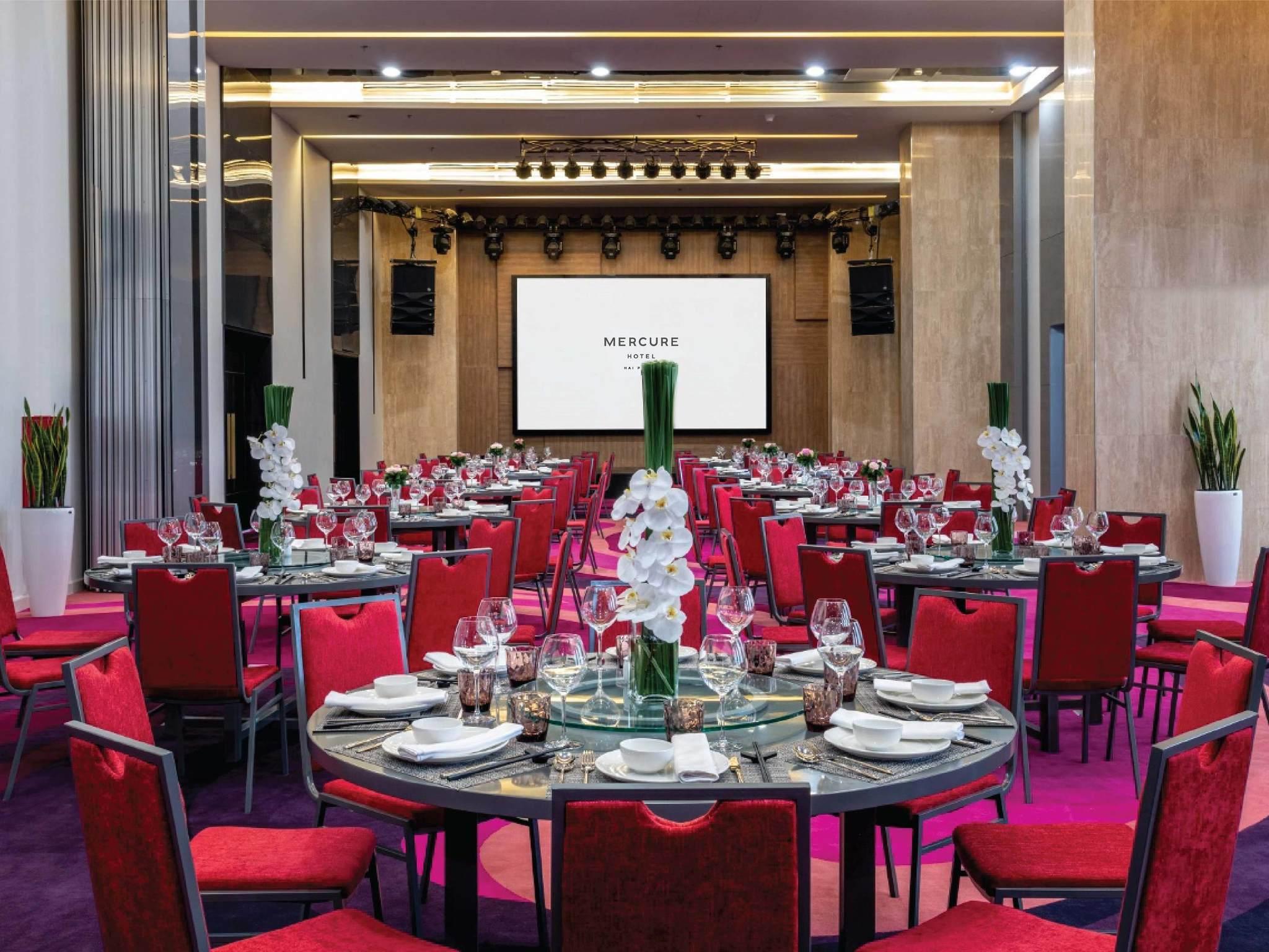 Meetings And Events Mercure Hai Phong