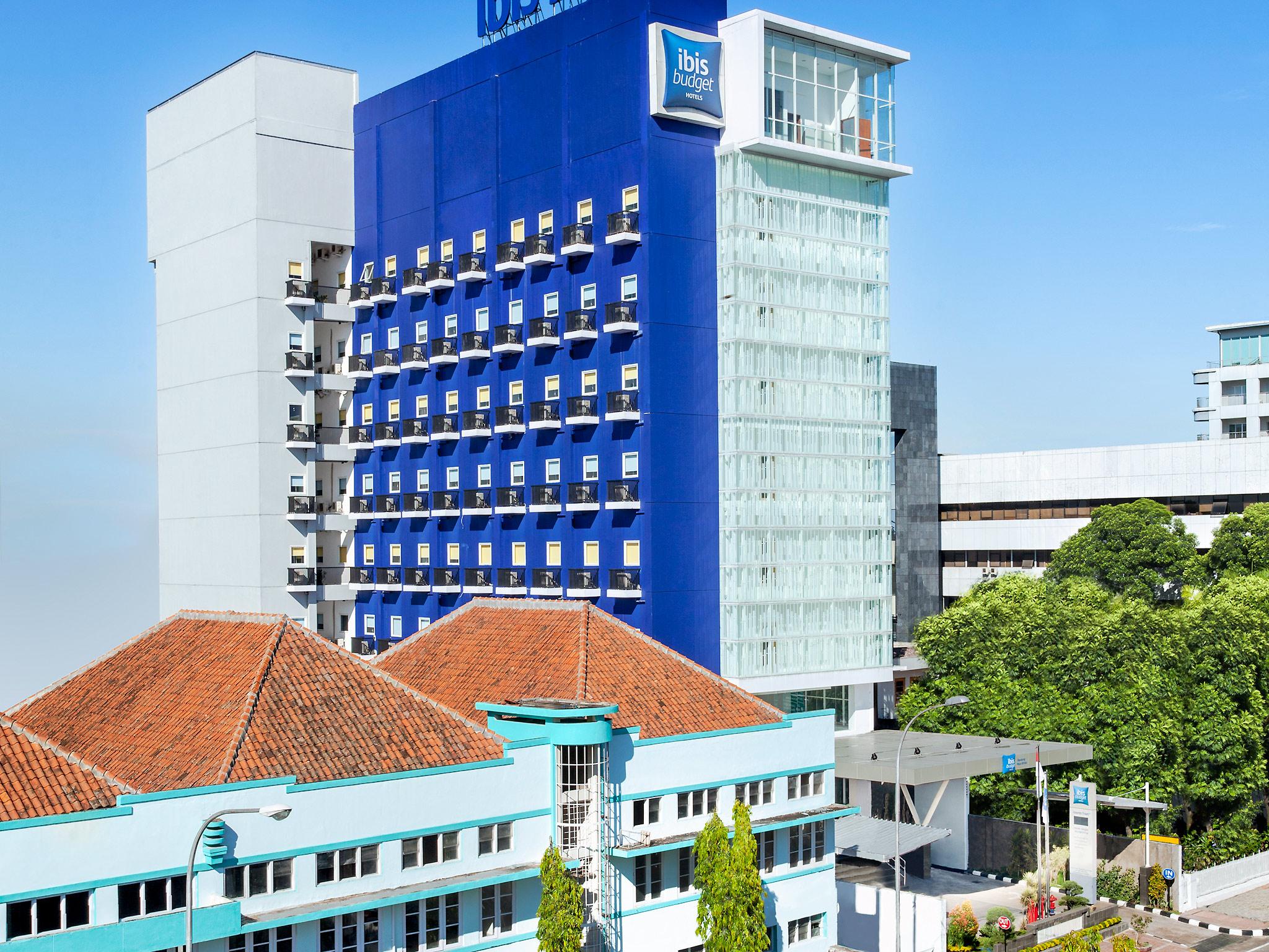Otel – ibis budget Bandung Asia Afrika