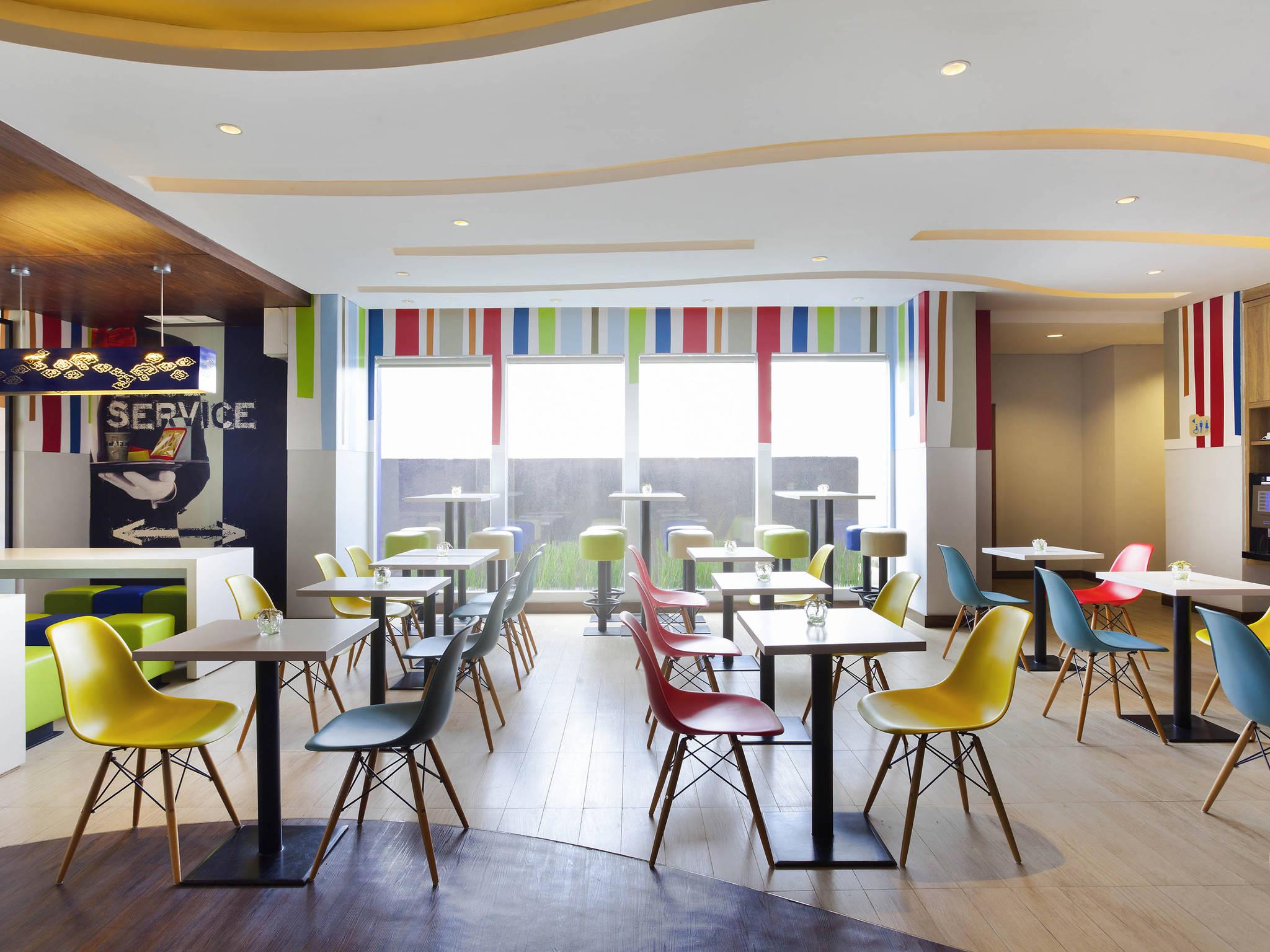 Hotel Budget In Bandung Ibis Asia Afrika Voucher Indomaret 100 X10pcs Services