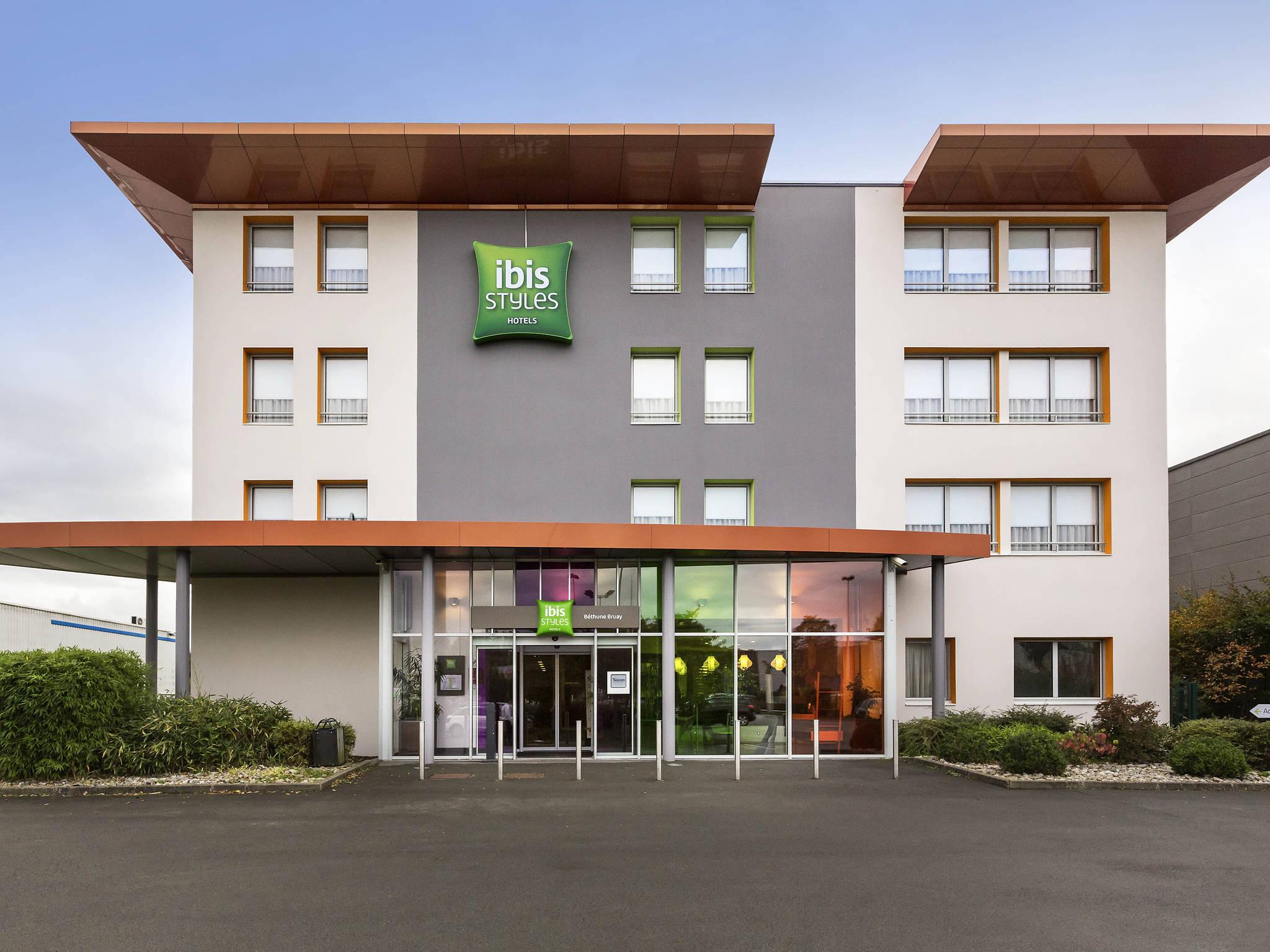 โรงแรม – ibis Styles Béthune Bruay