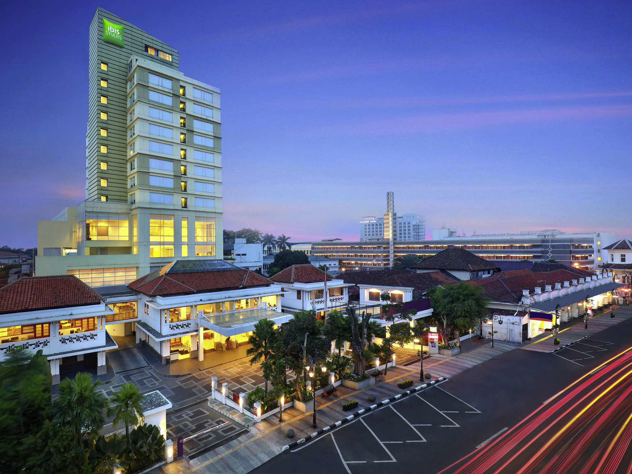 Hotell – ibis Styles Bandung Braga