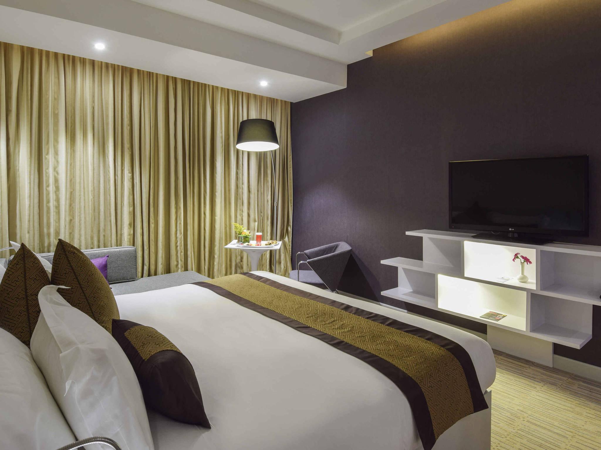 Отель — Novotel Suites Эр-Рияд Диар