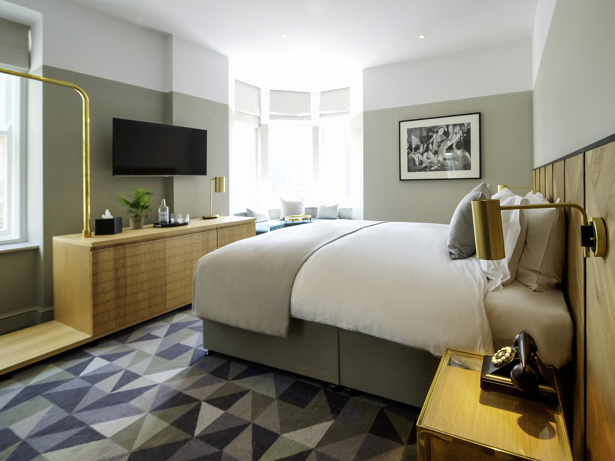 H tel londres victory house london leicester square for Hotel adagio londres