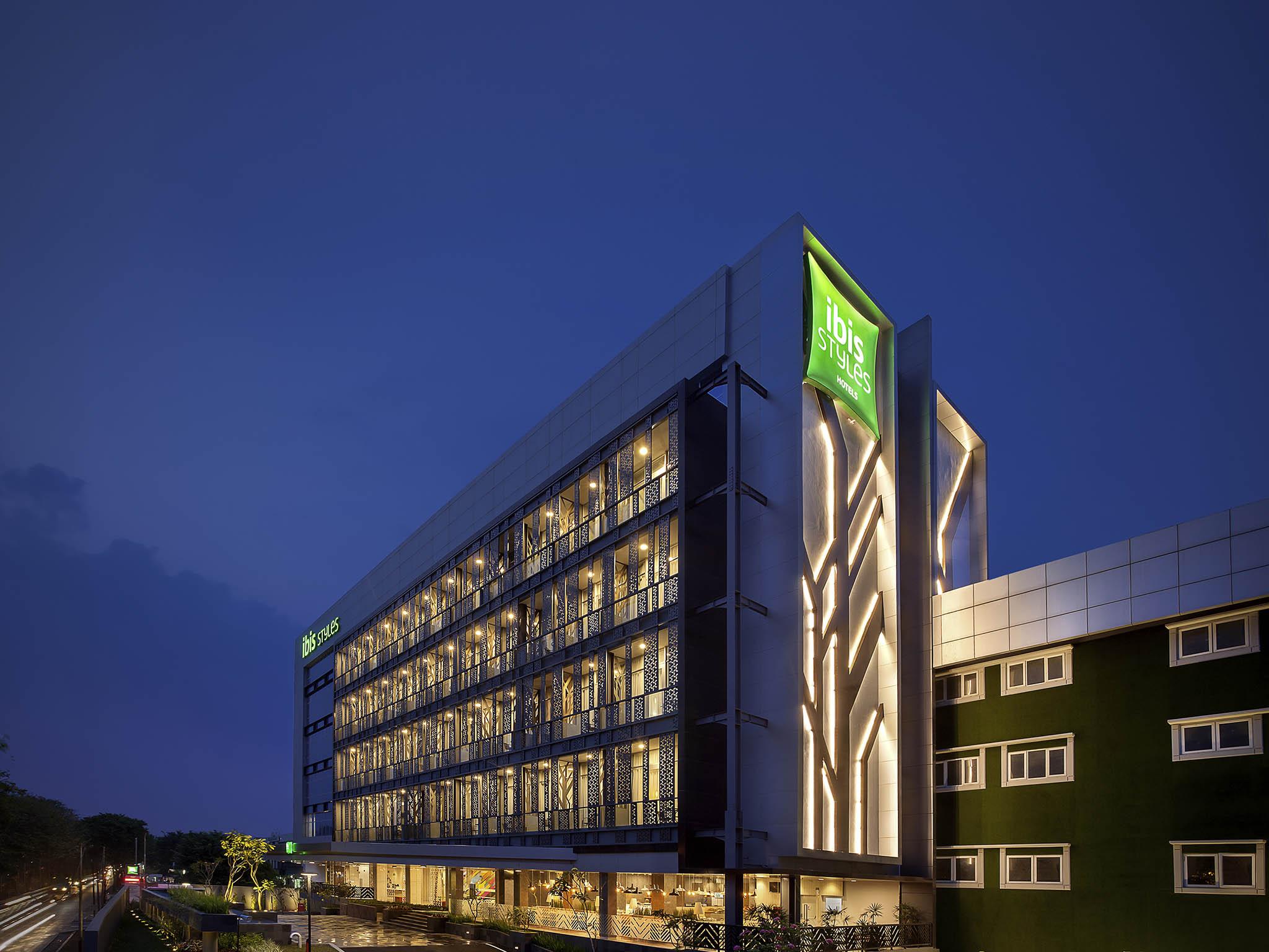 Hotel in sunter ibis styles jakarta sunter accorhotels for Style hotel