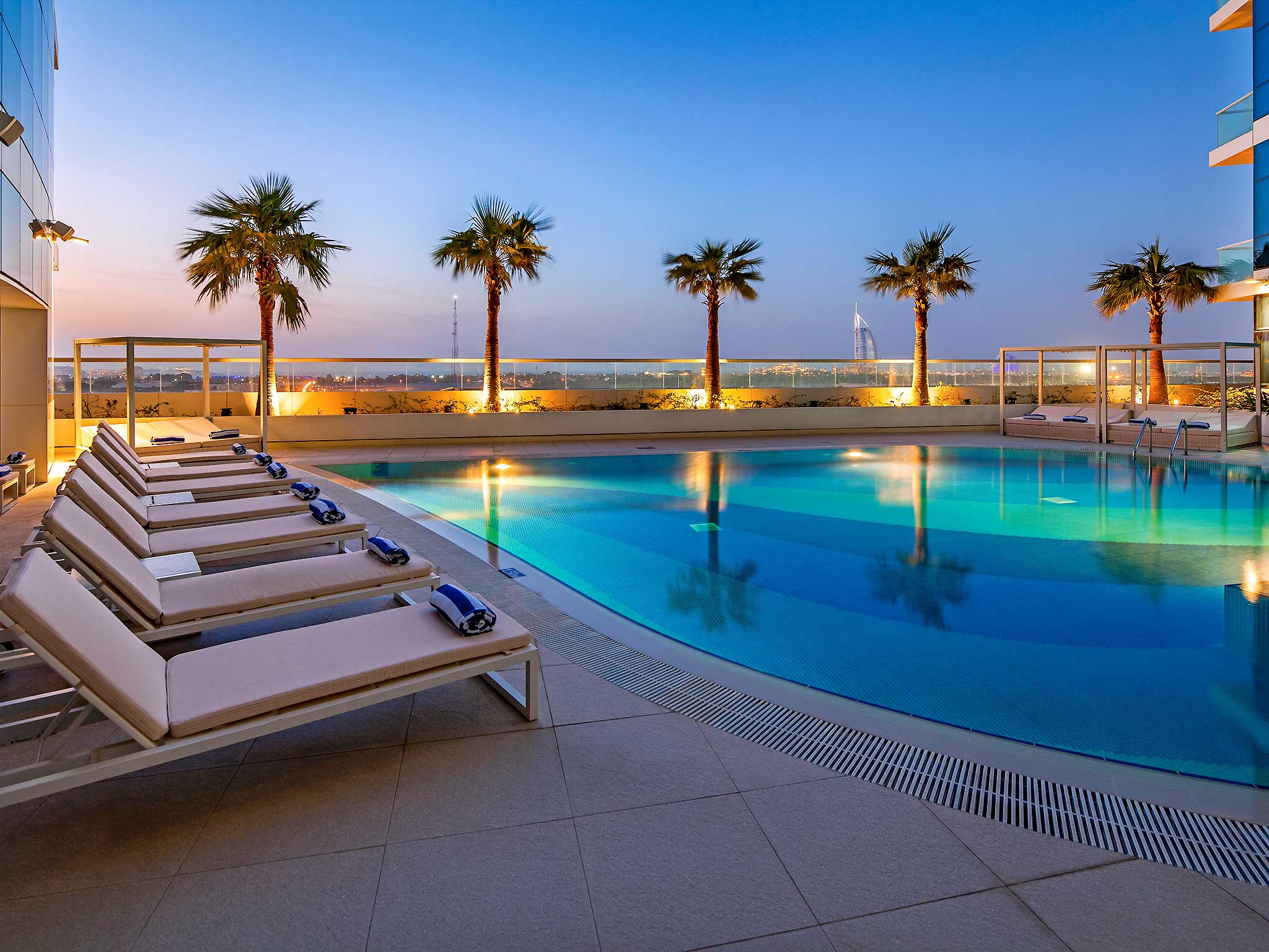 Otel – Aparthotel Adagio Premium Dubai Al Barsha