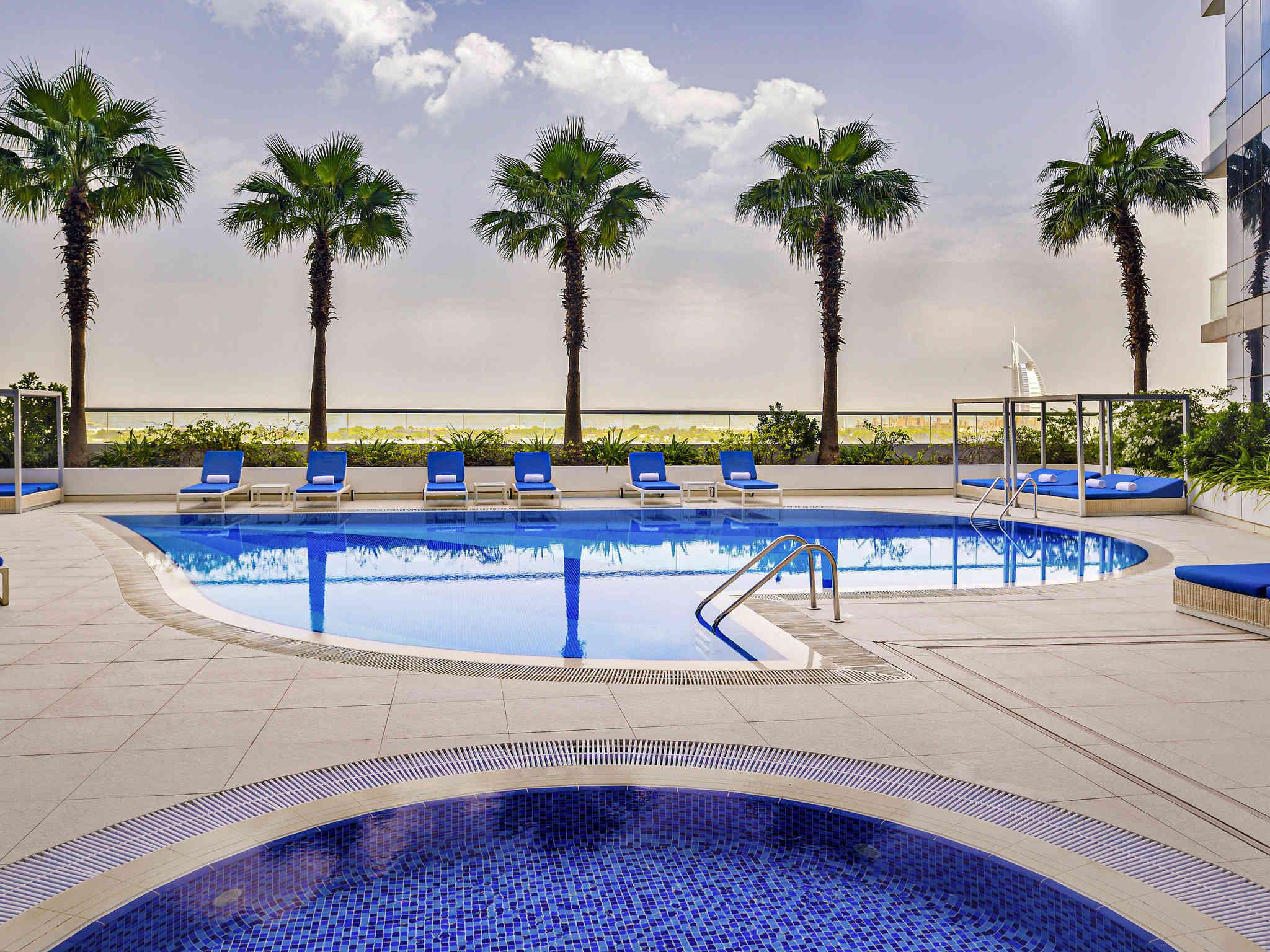 Отель — Апартотель Adagio Premium Дубай Аль-Барша