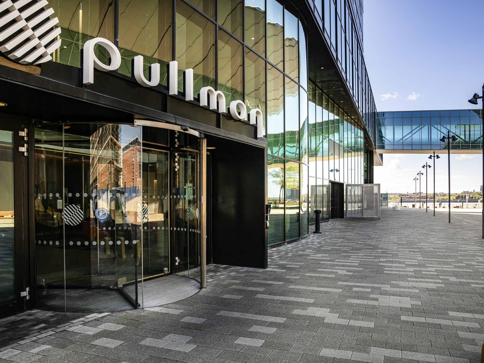 Hotell – Pullman Liverpool