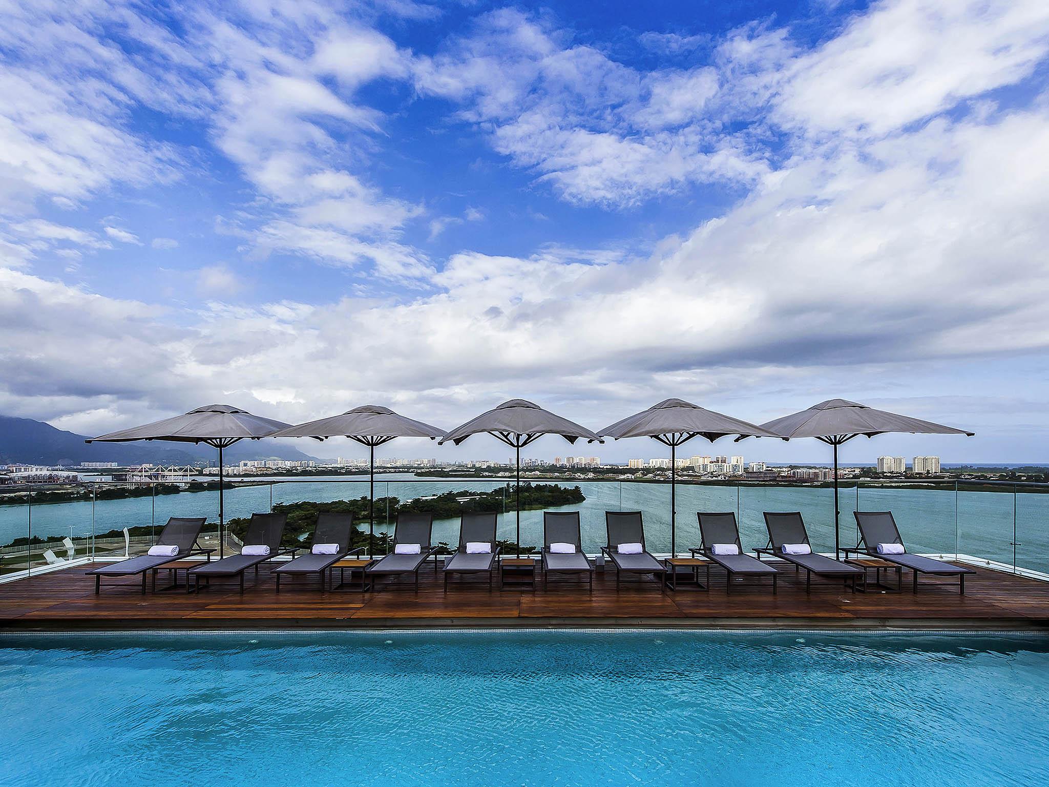 Отель — Grand Mercure Рио-де-Жанейро Центр