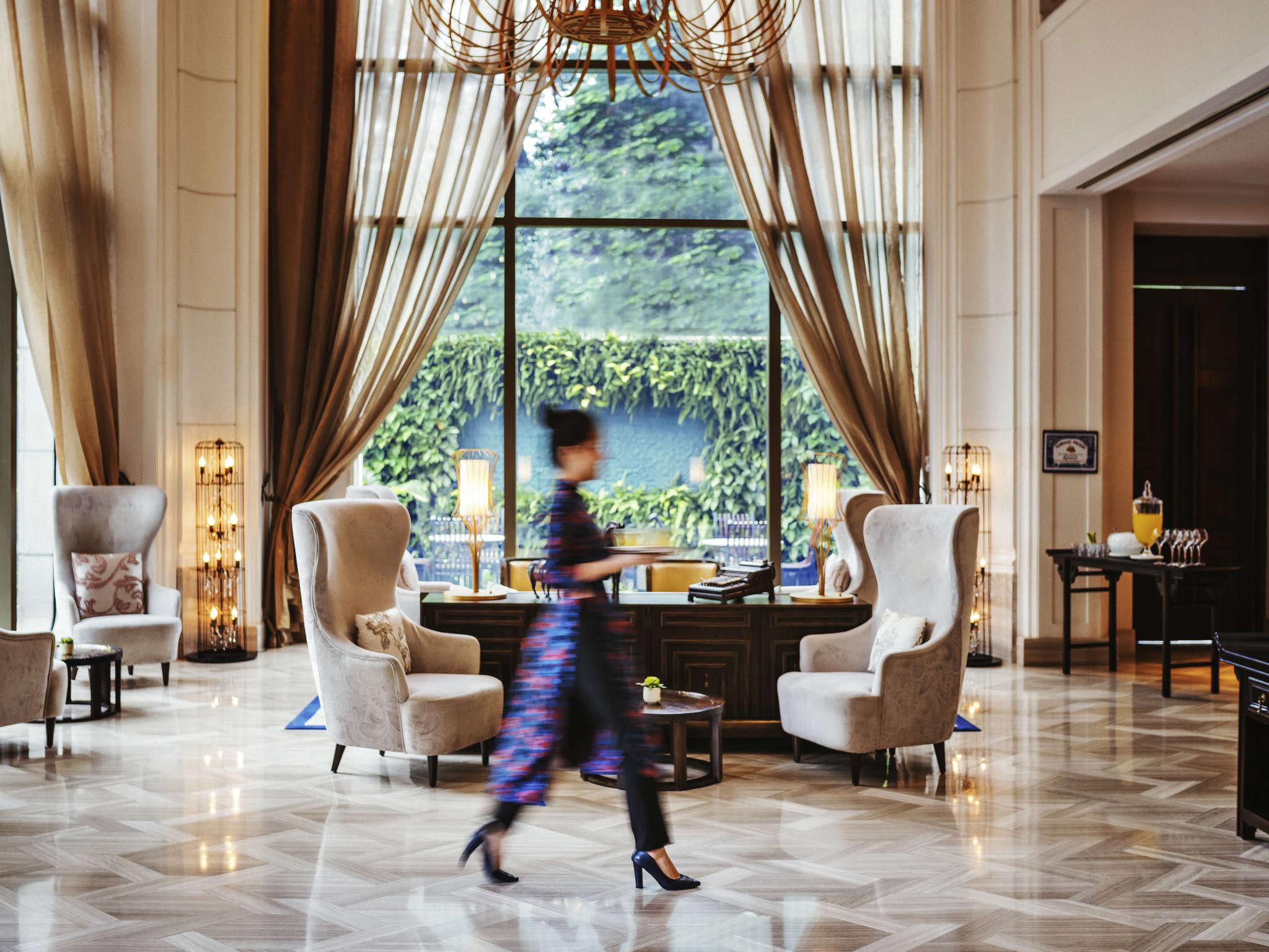 Otel – Hotel des Arts Saigon - MGallery Collection