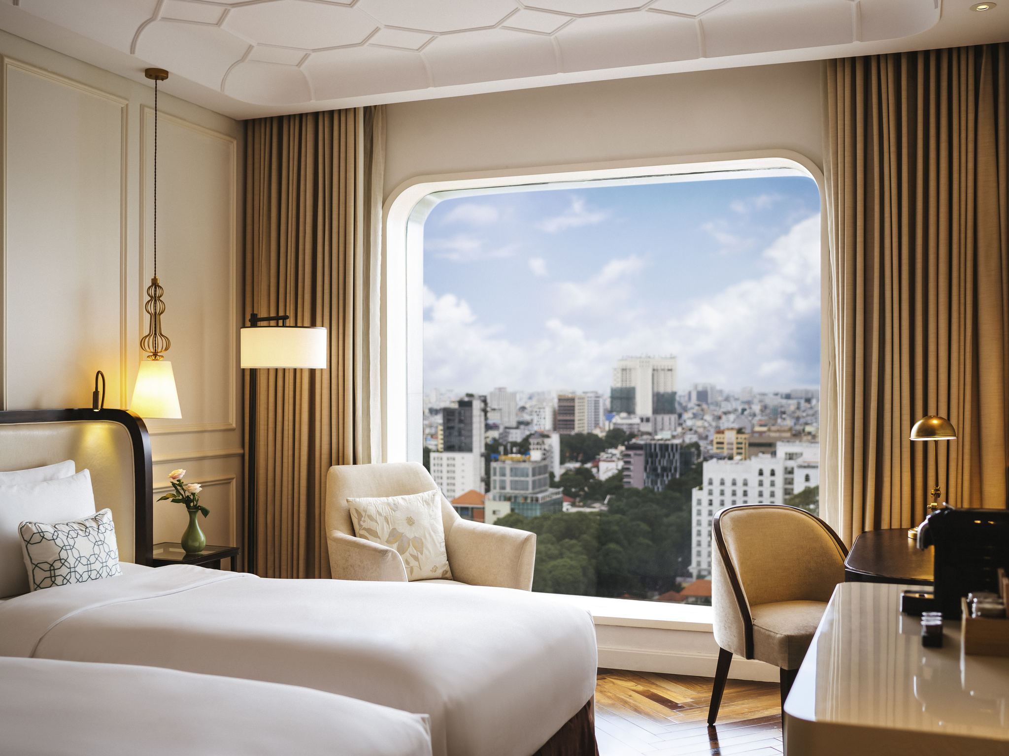 Hotel in HO CHI MINH CITY - Hotel des Arts Saigon - MGallery Collection