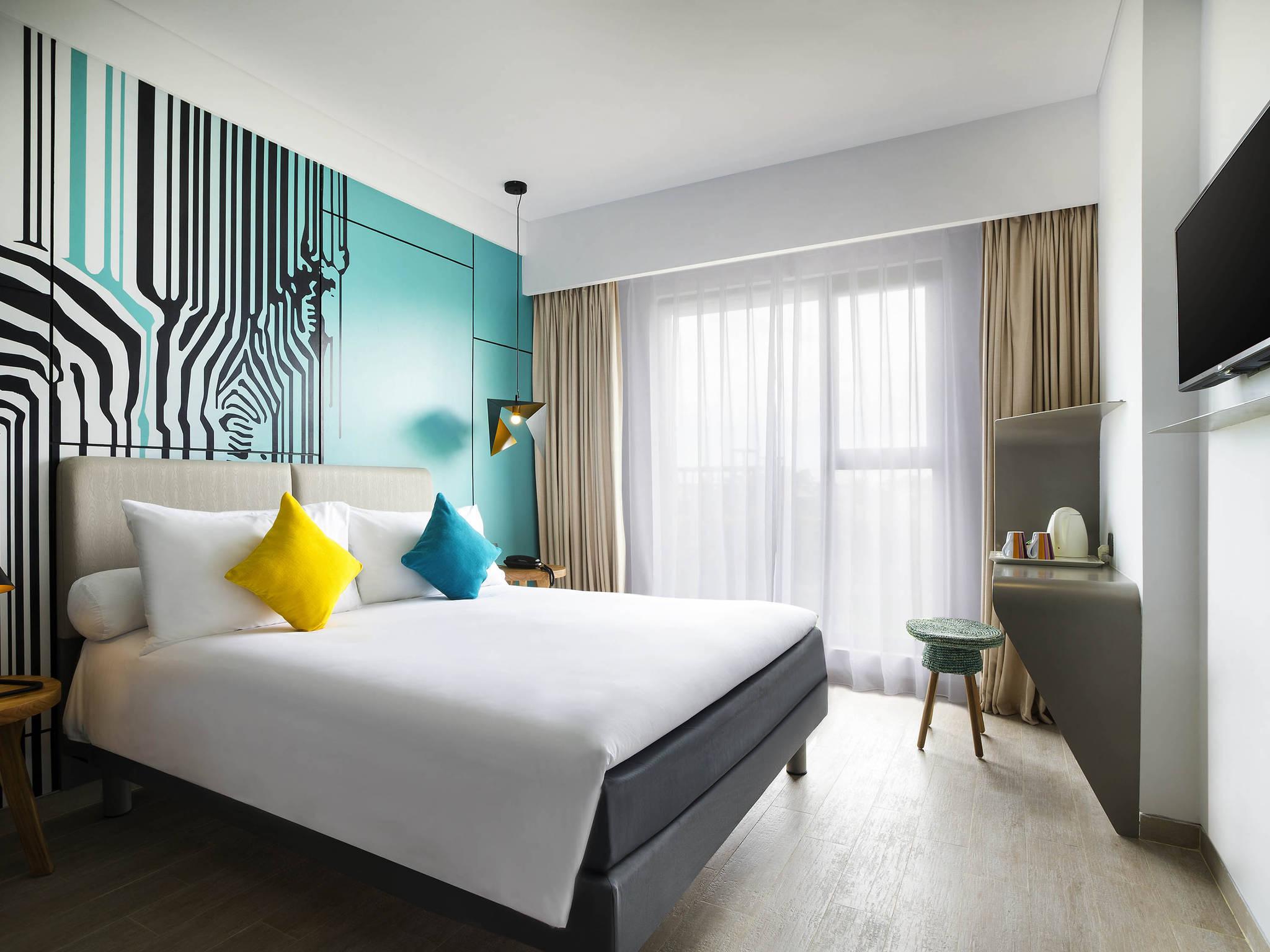 ホテル – イビス スタイルズ バリ プティティンゲット