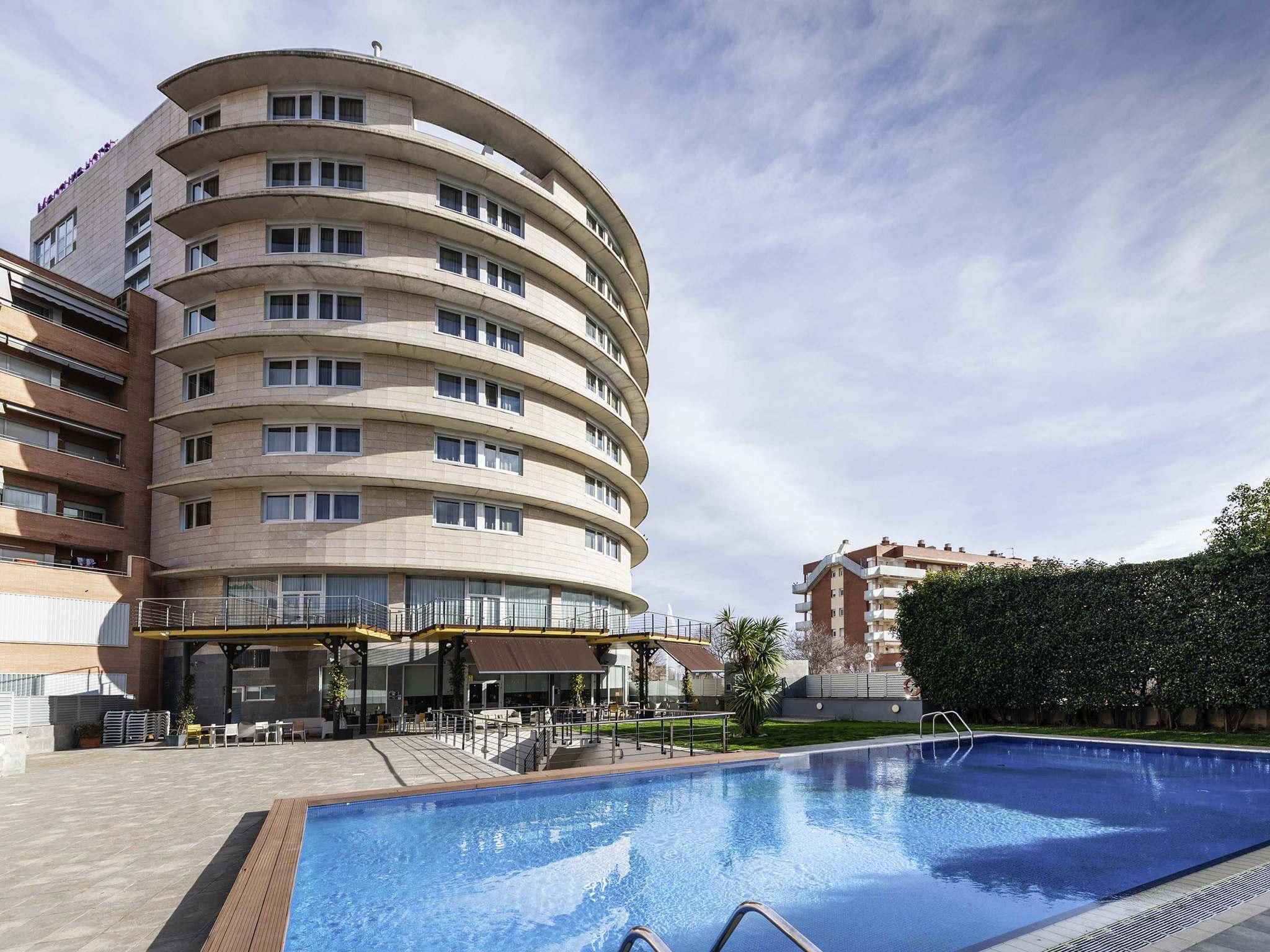 โรงแรม – Mercure Atenea Aventura