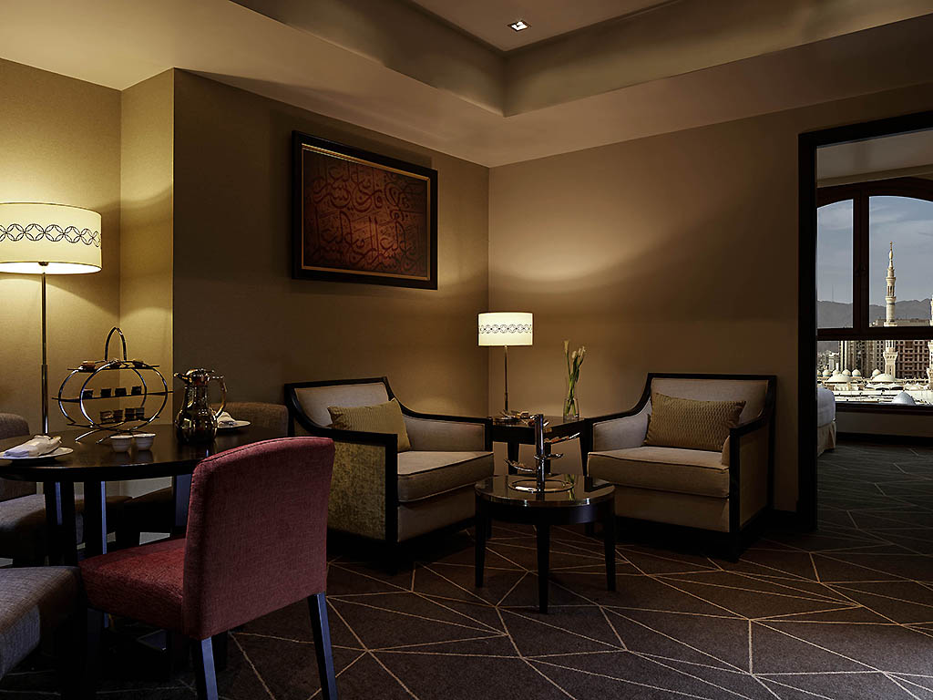 5 Star Hotel In Madina Pullman Zamzam Madina All