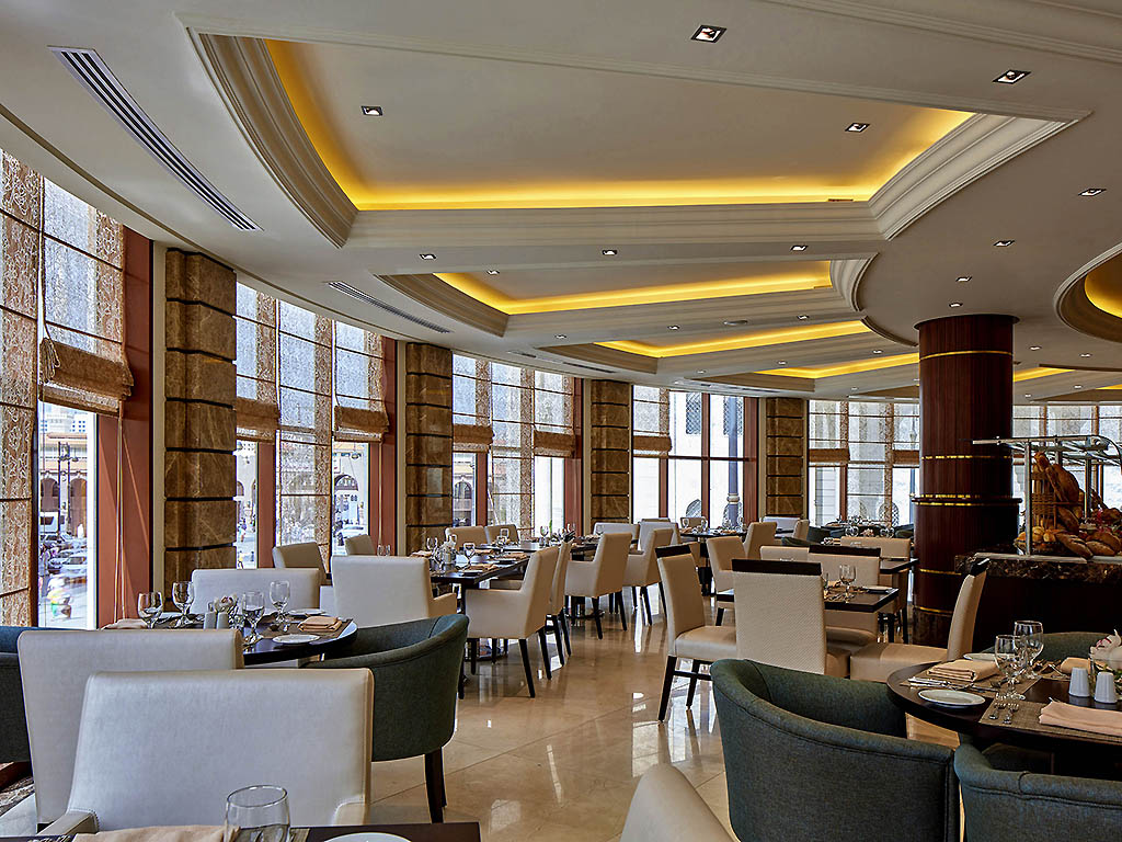 5 Star Hotel in MADINA - Pullman Zamzam Madina - AccorHotels