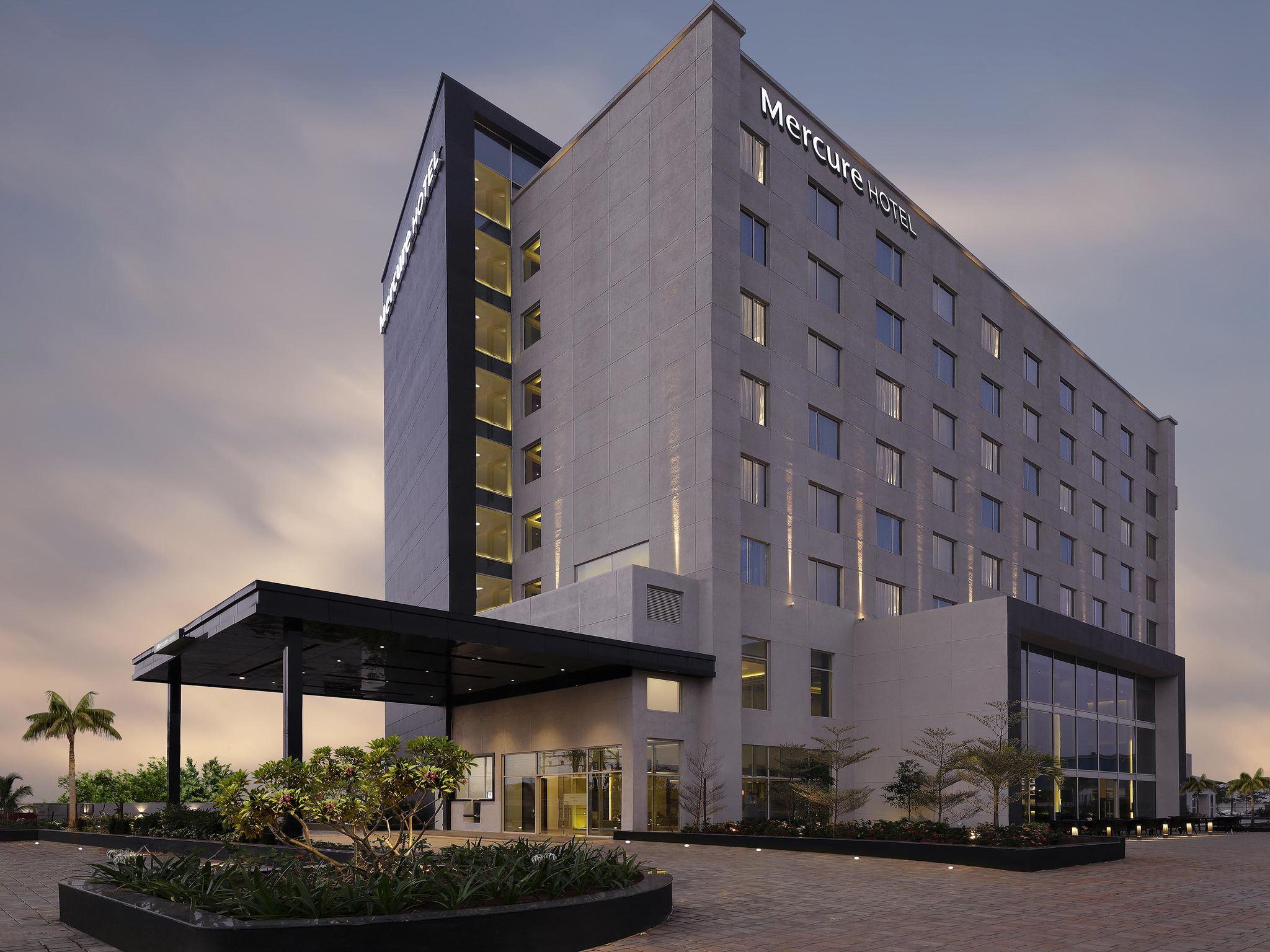 โรงแรม – Mercure Chennai Sriperumbudur