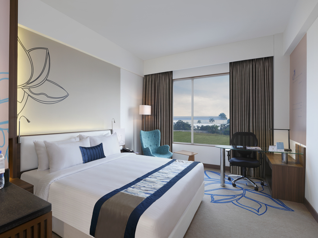 Mercure Chennai Sriperumbudur - Hotel in Oragadam - Accorhotels