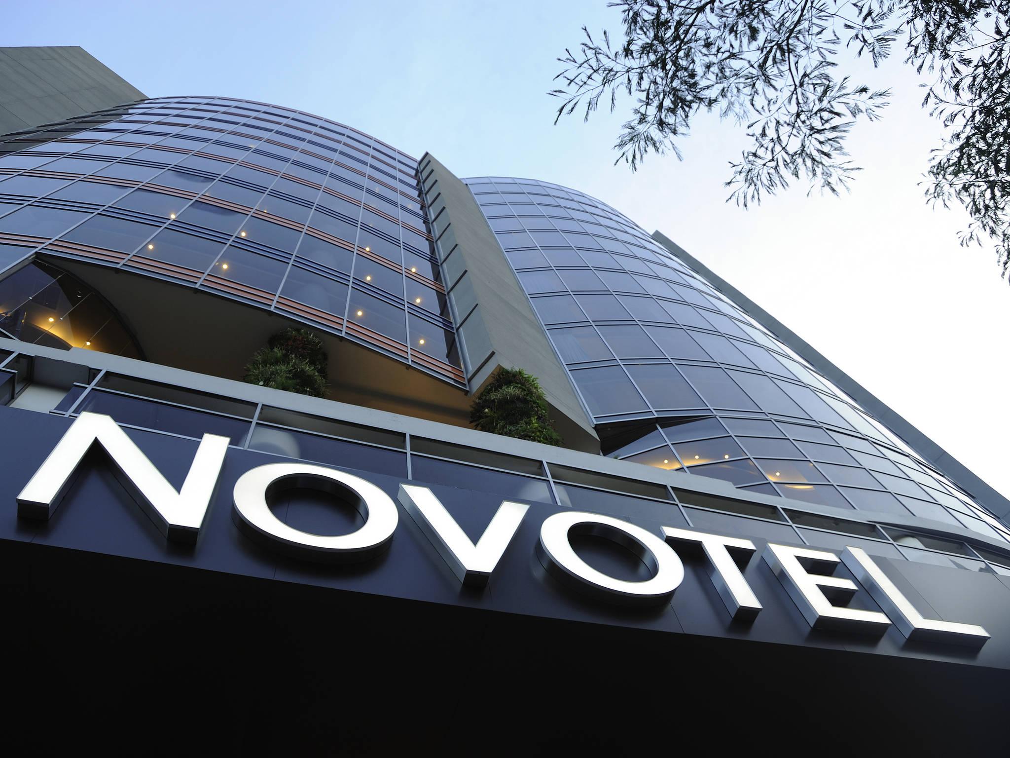 Отель — Novotel Panama City