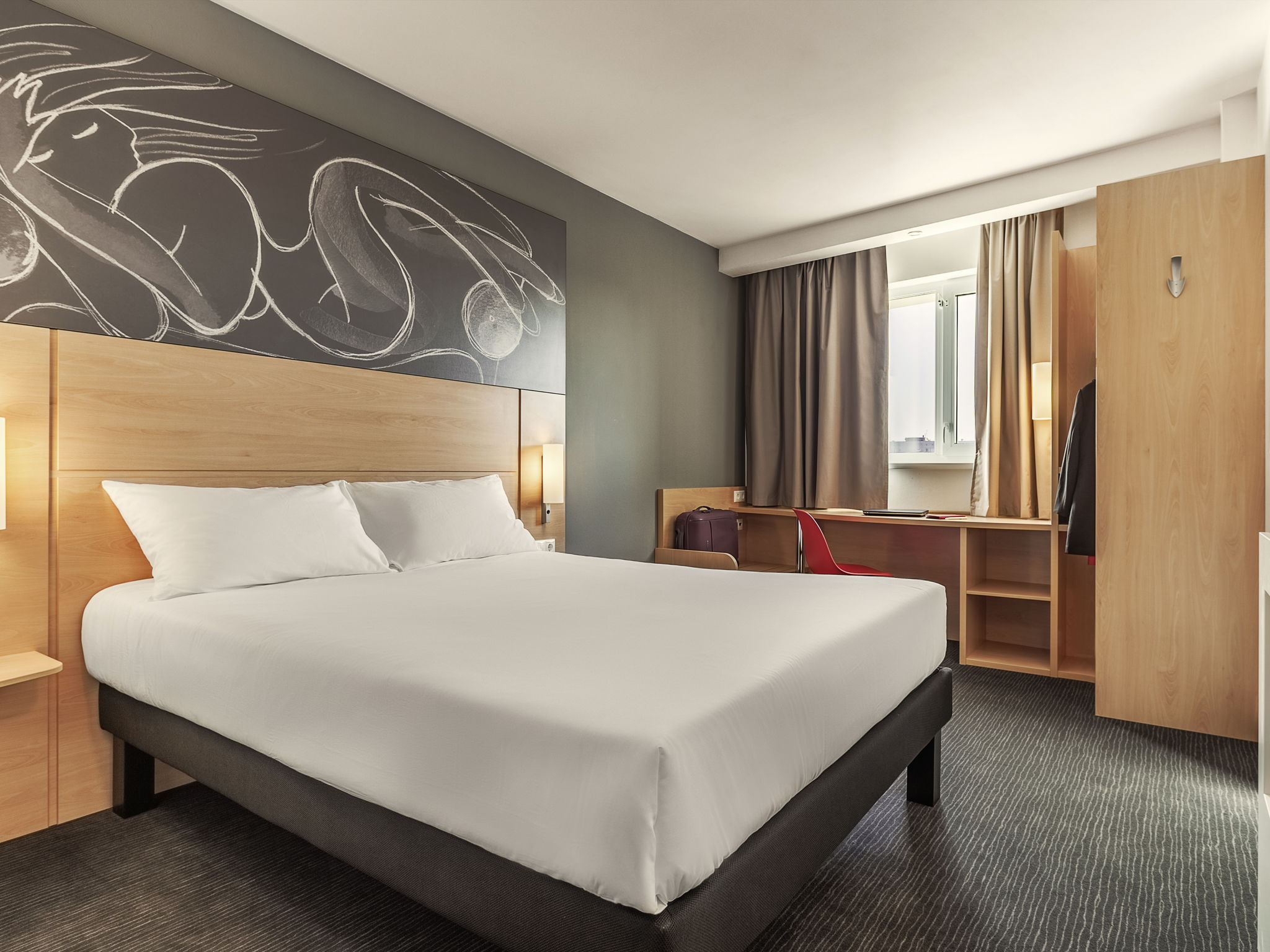 Hotell – ibis Krasnodar Center
